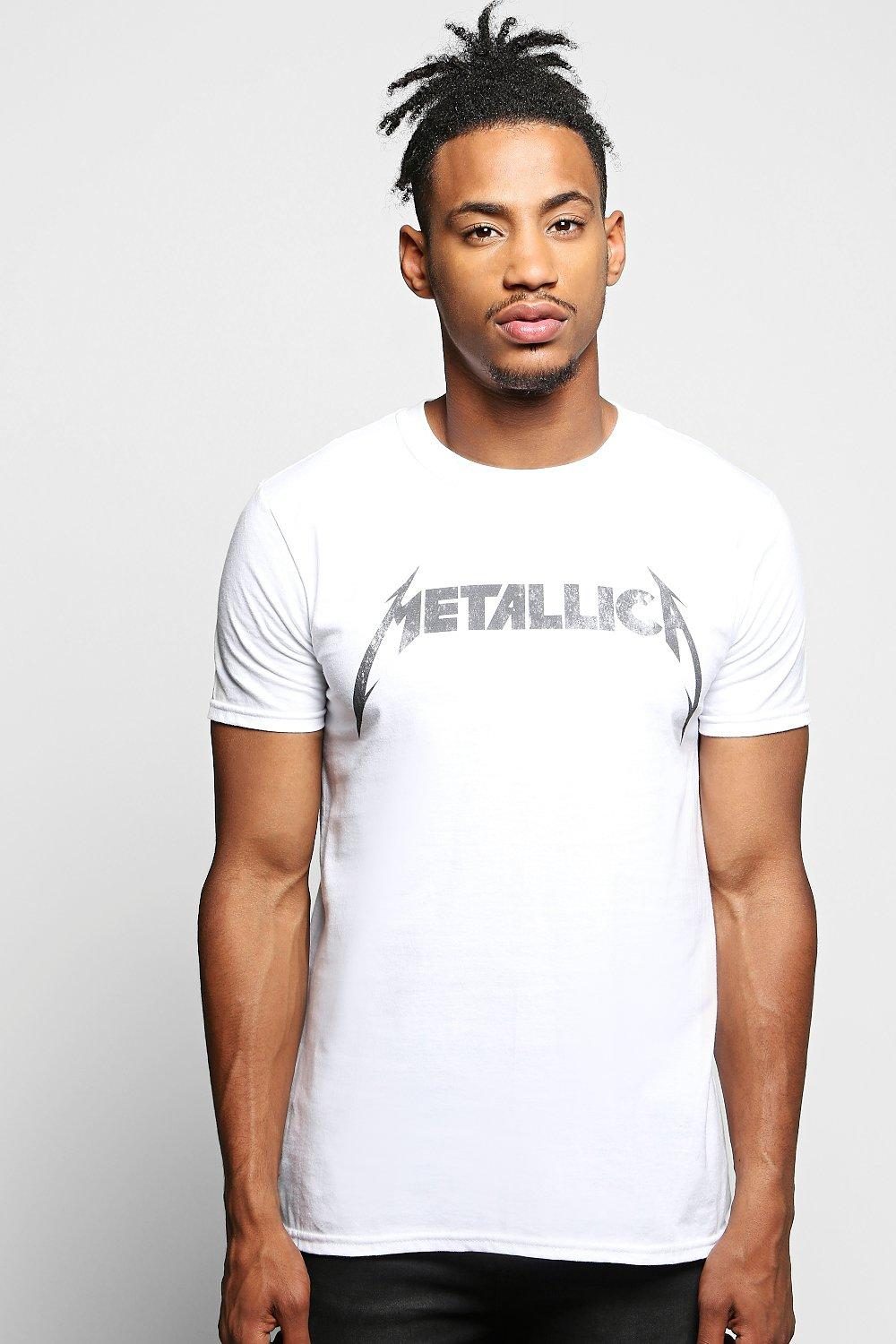 Metallica License T-Shirt