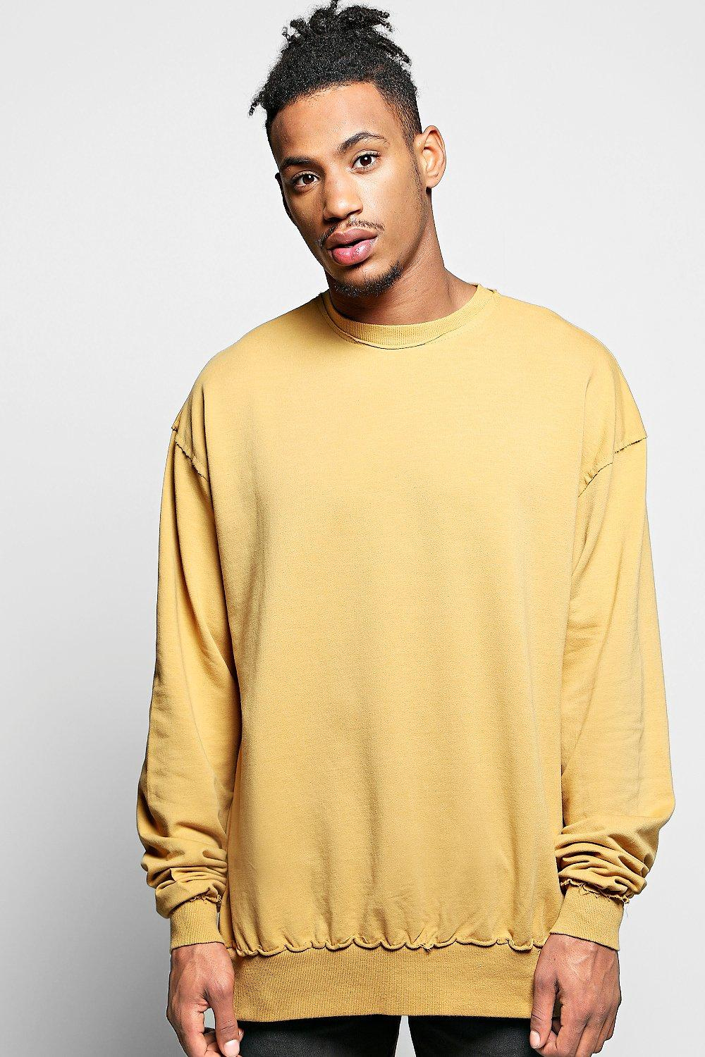 Oversized Longline Sweater