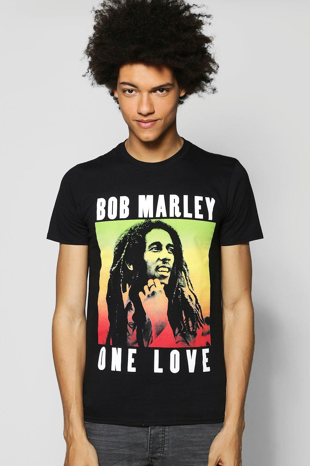 Bob Marley License T-Shirt
