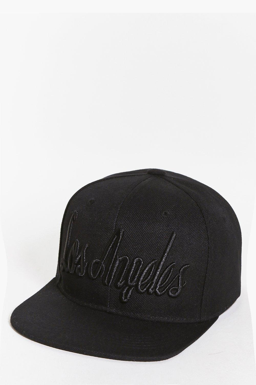 Los Angeles Embroidered Snapback
