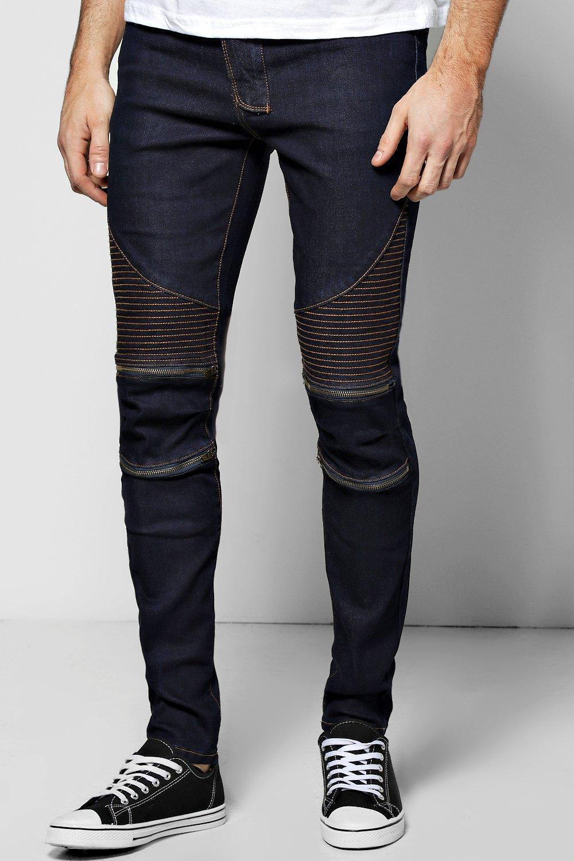 Zip Jeans Skinny - Xtellar Jeans