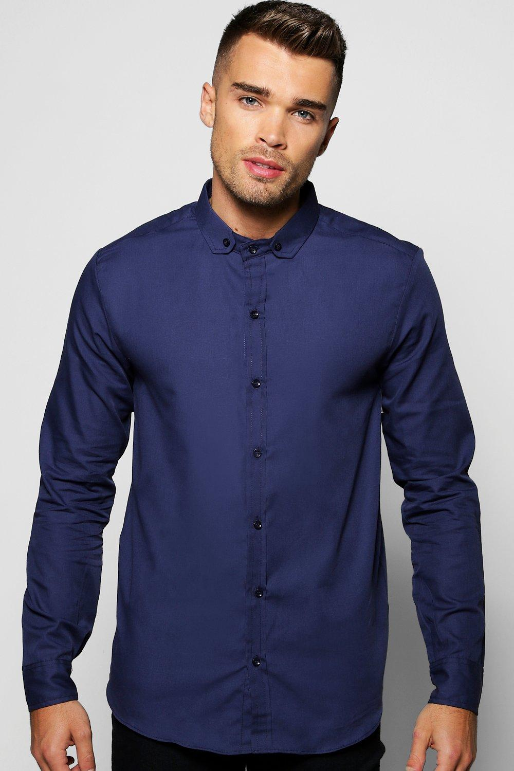Concealed Pocket Shirt