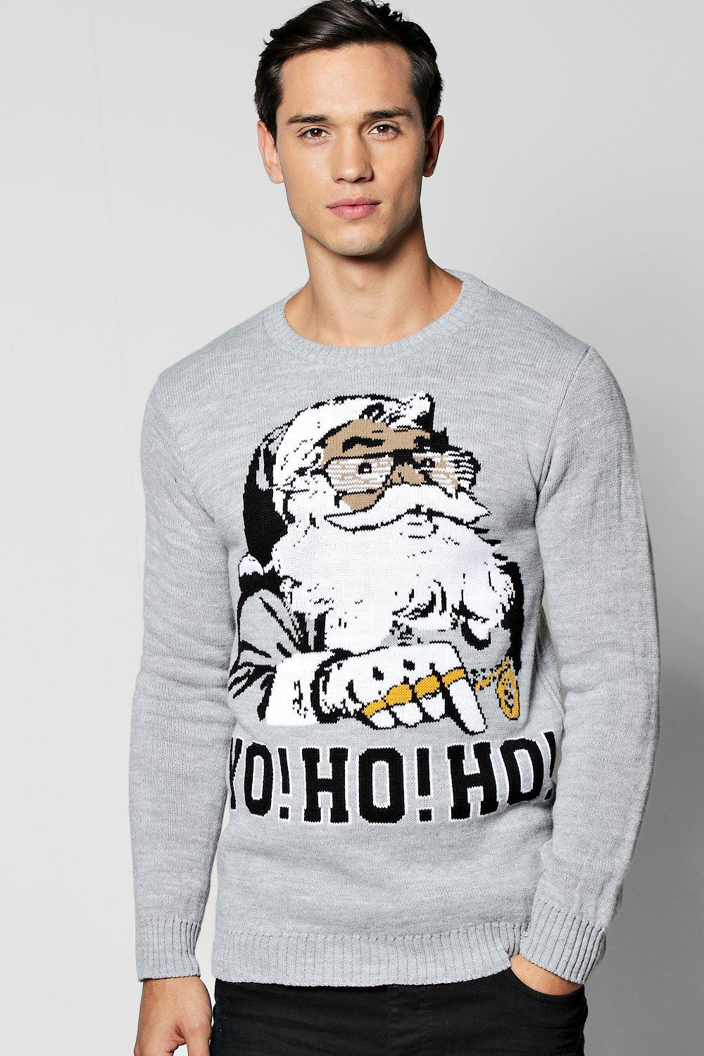 Yo! Ho! Ho! Christmas Jumper