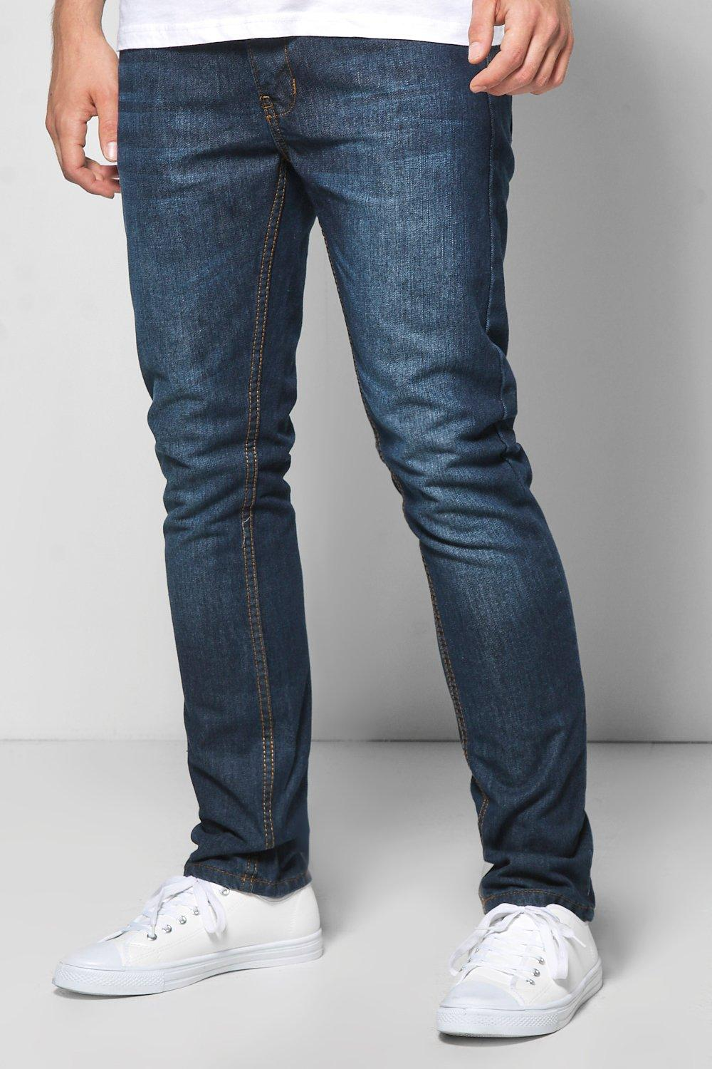 Slim Fit Rigid Jeans