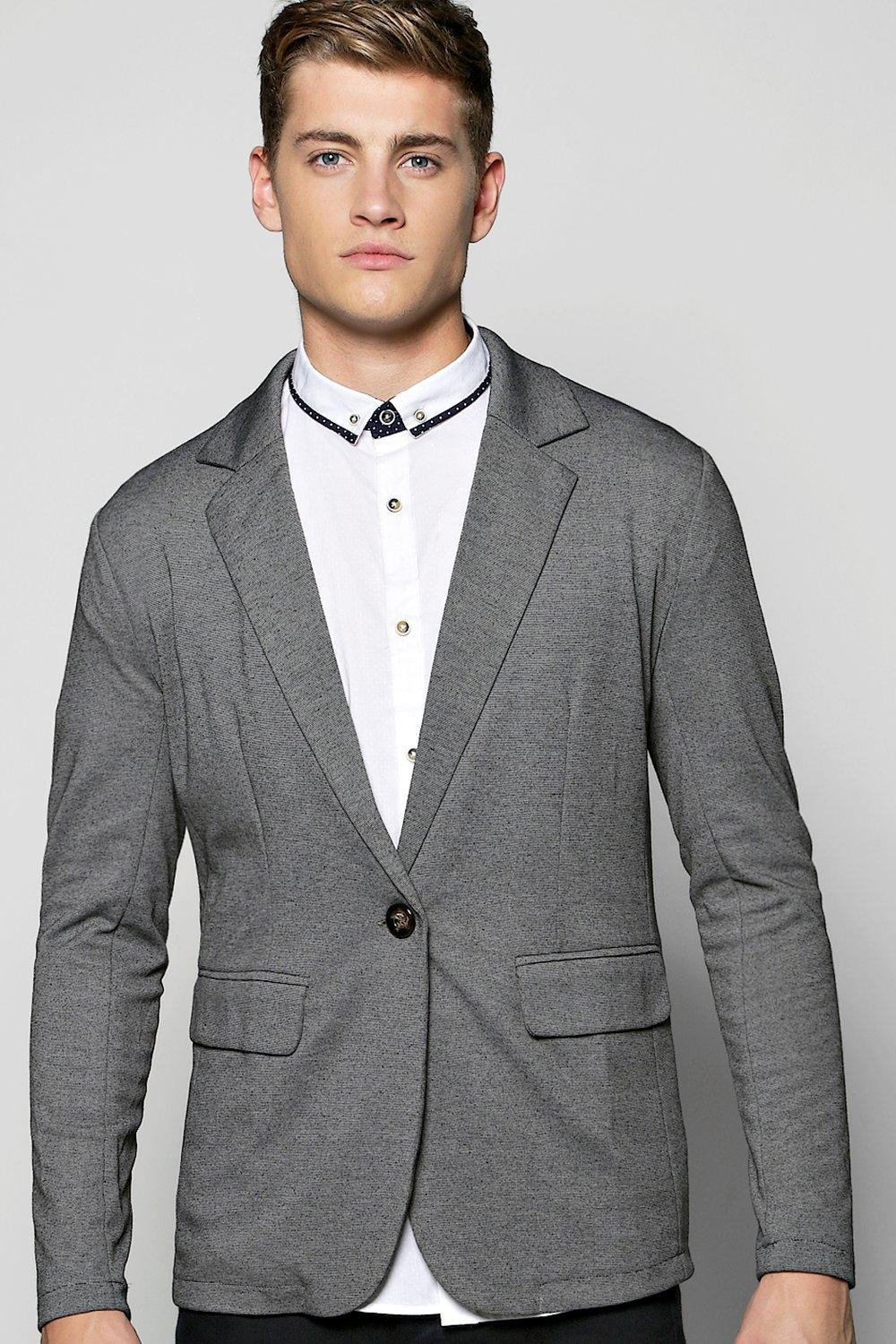 Smart Skinny Fit Blazer