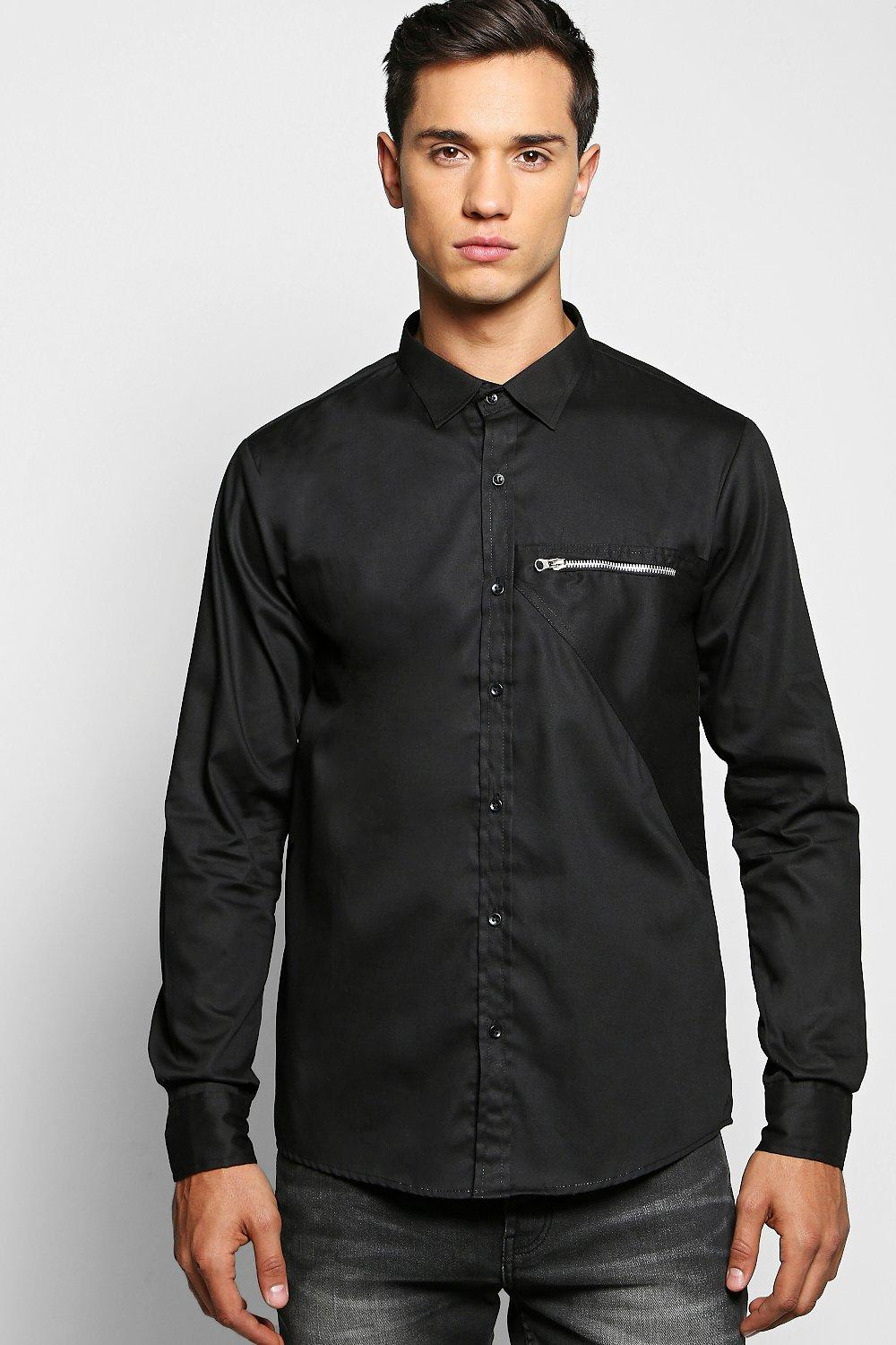 Pocket Detail Shirt