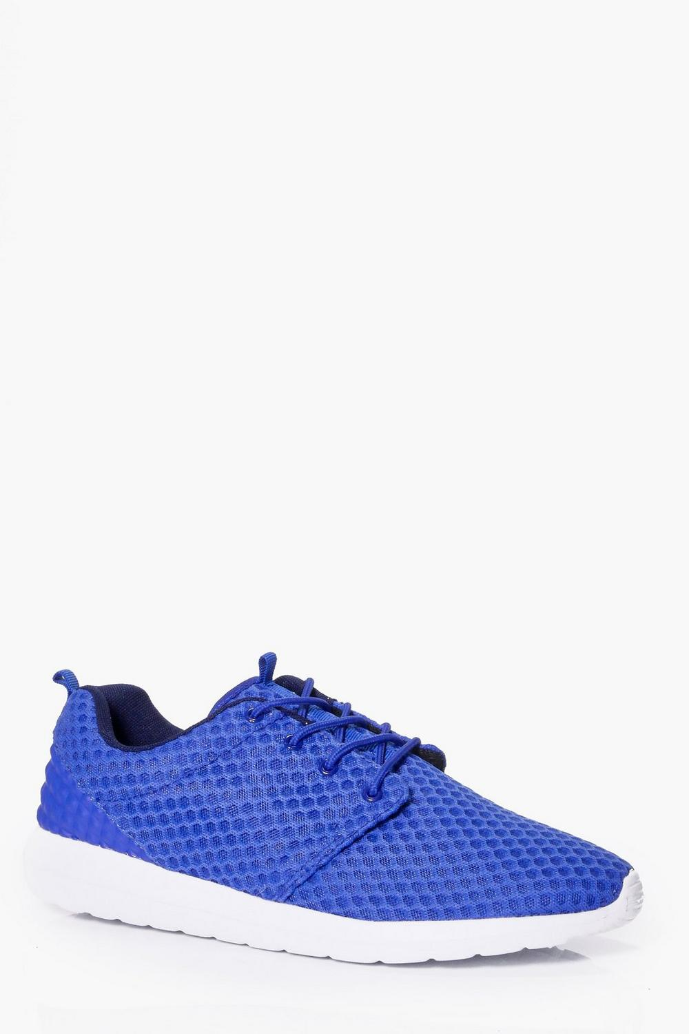 Bubble Mesh Running Trainers