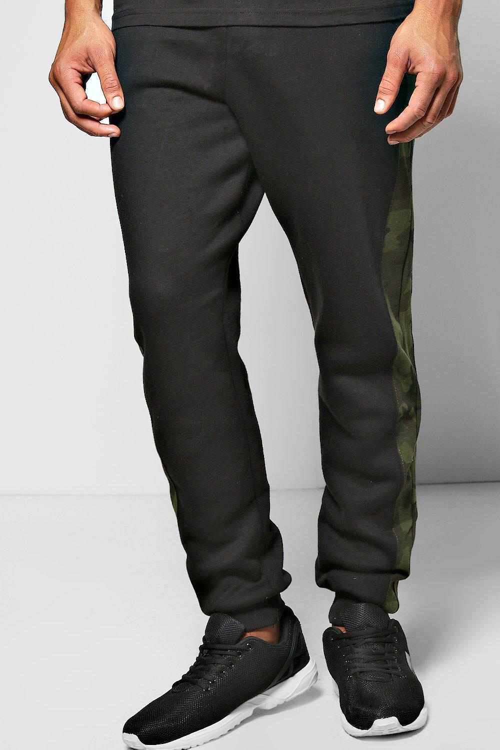 Regular Fit Camo Joggers