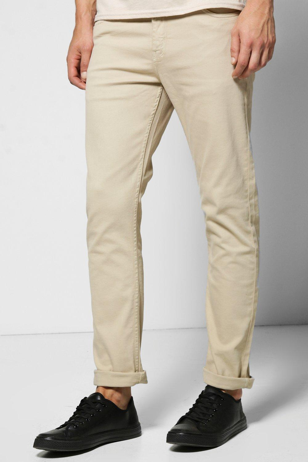 Stone Skinny Fit Jeans