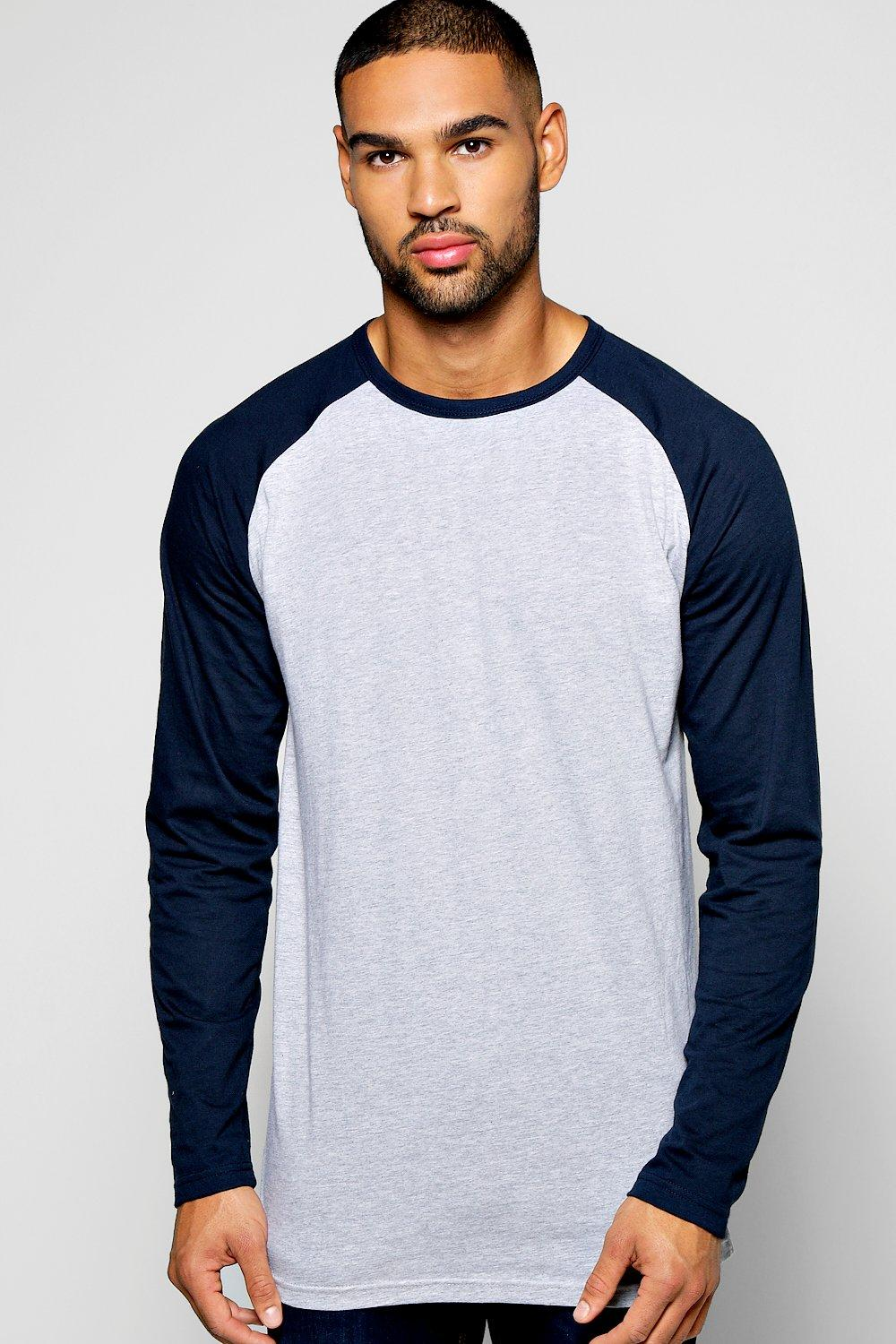 Long Sleeve Raglan T Shirt