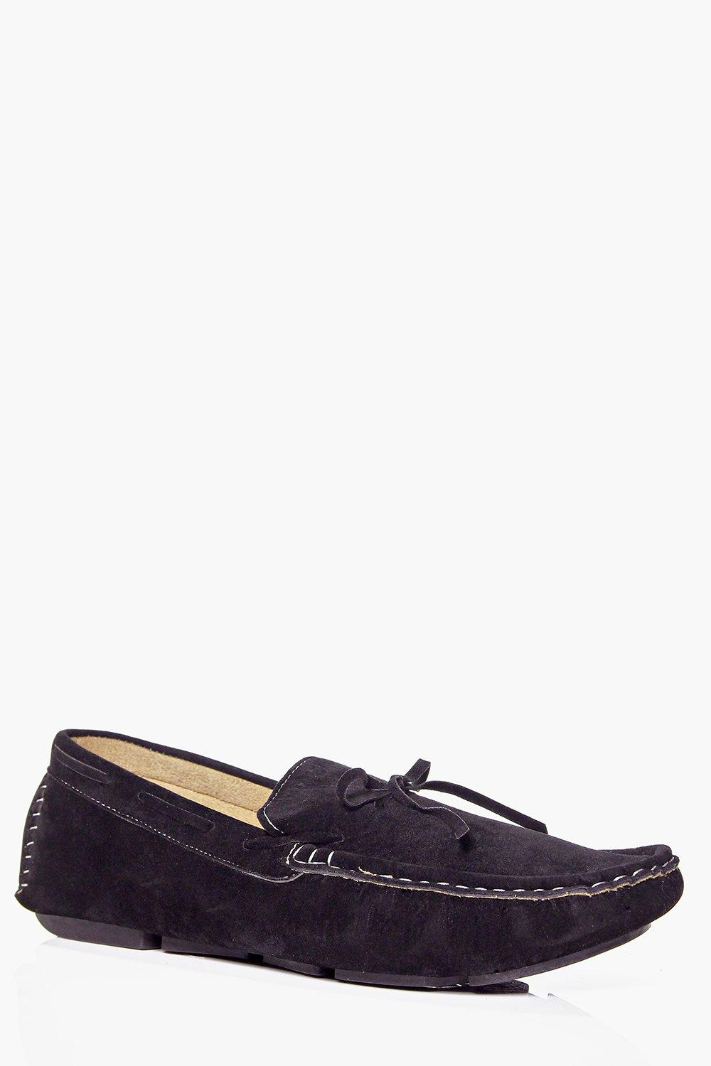 Suedette Driving Loafer