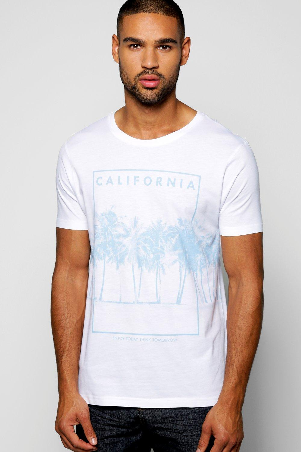 California Sublimation T Shirt