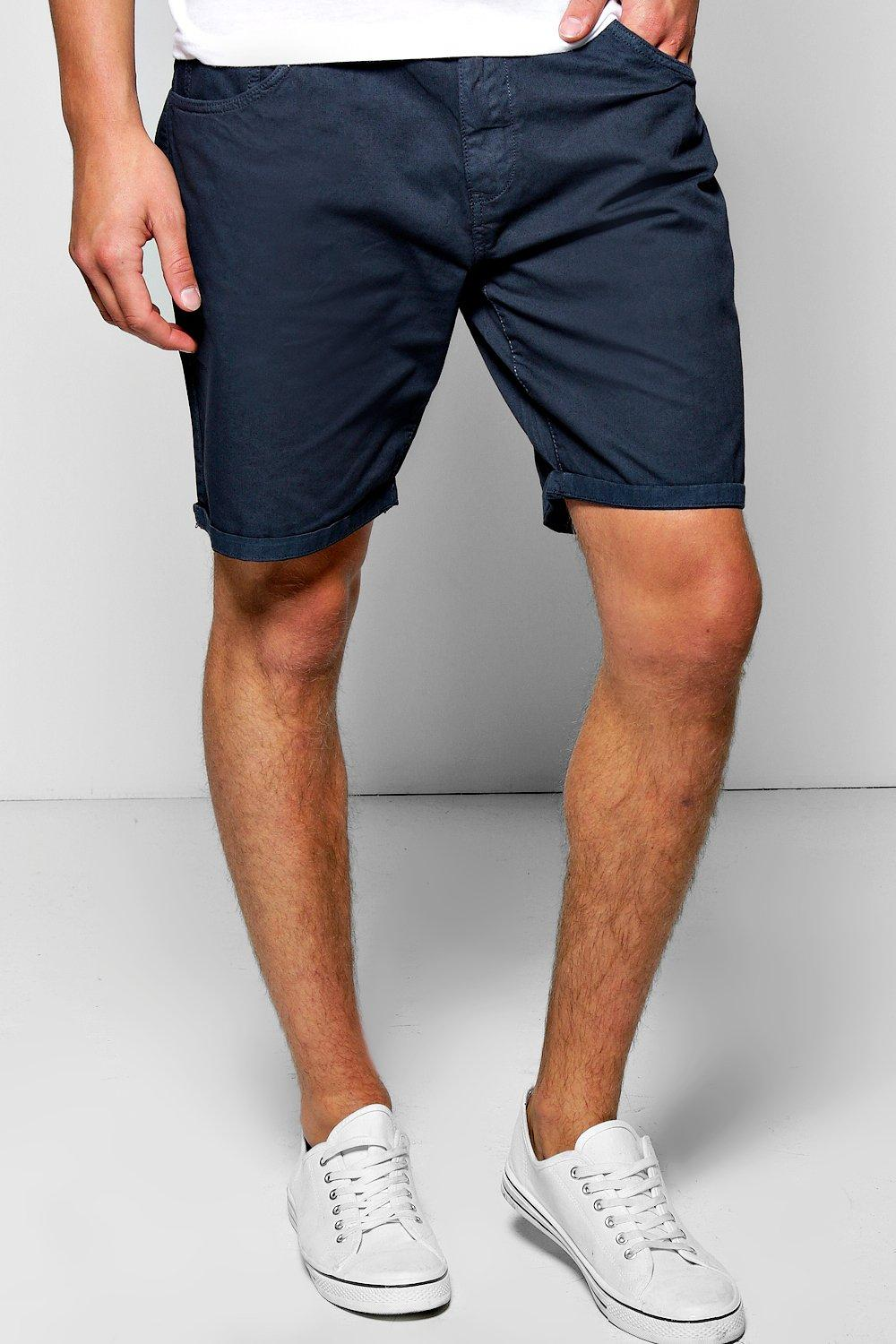 5 Pocket Chino Shorts