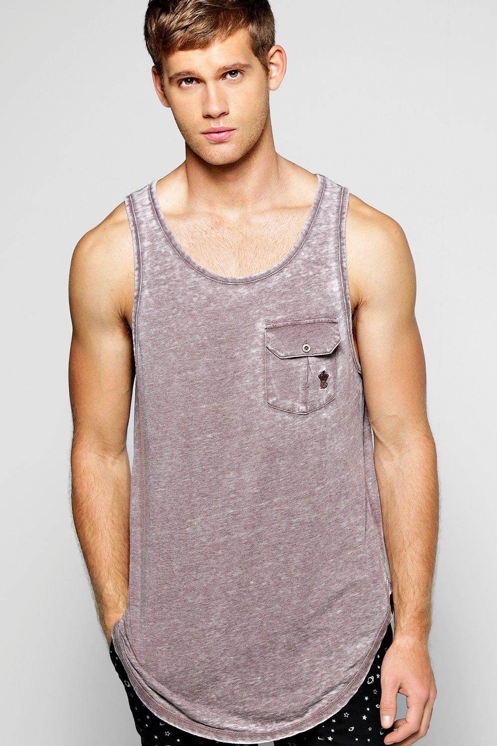 Burnout Pocket Vest