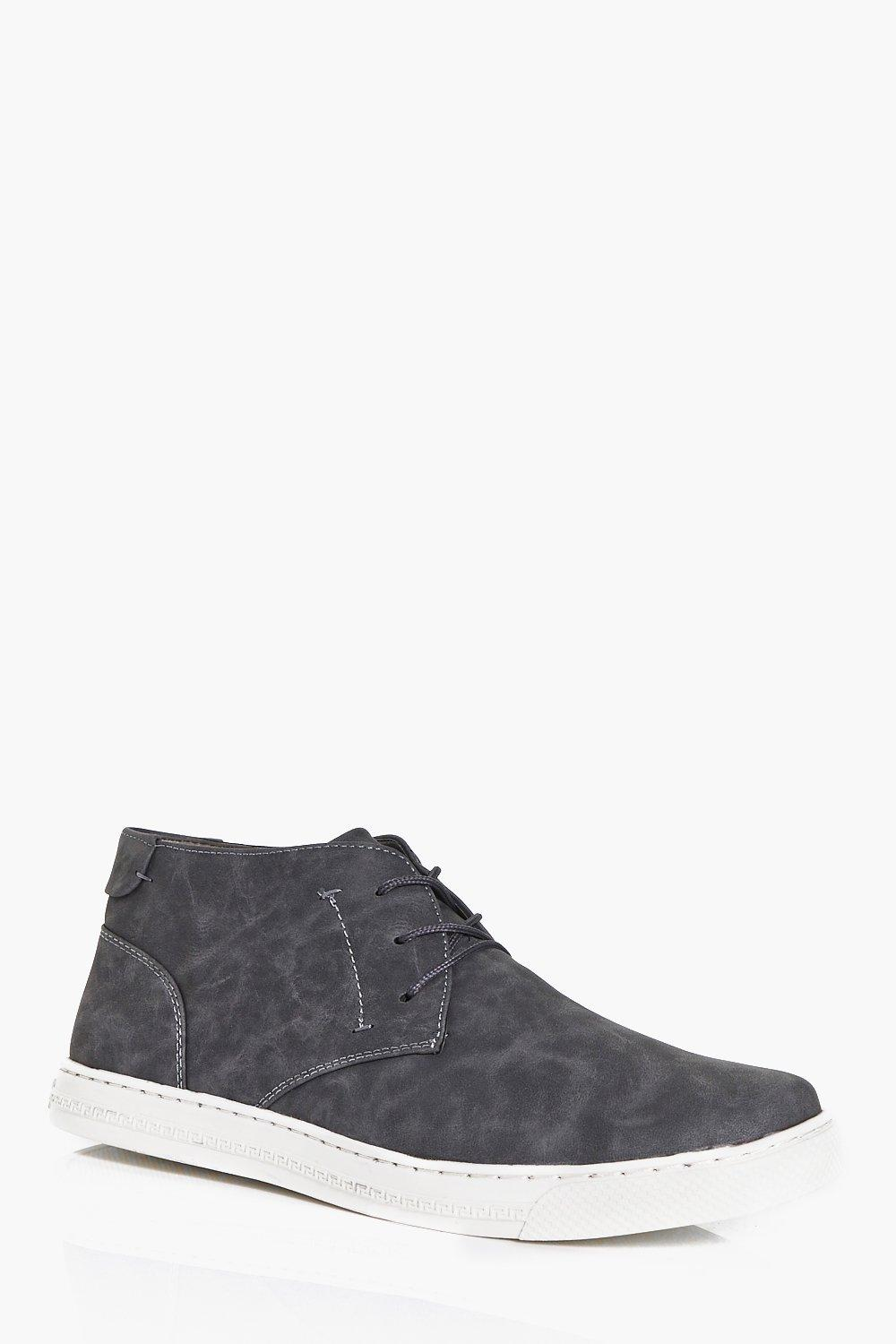 Suedette Chukka Boots