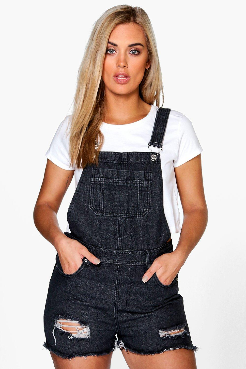 Plus Frankie Short Dungaree