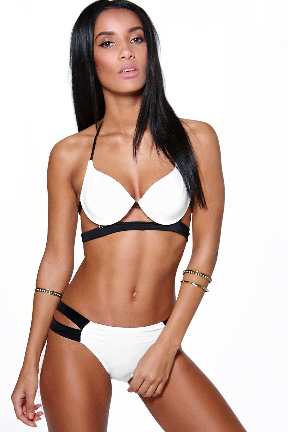 Toledo Mono Underwired Cut Out Bikini