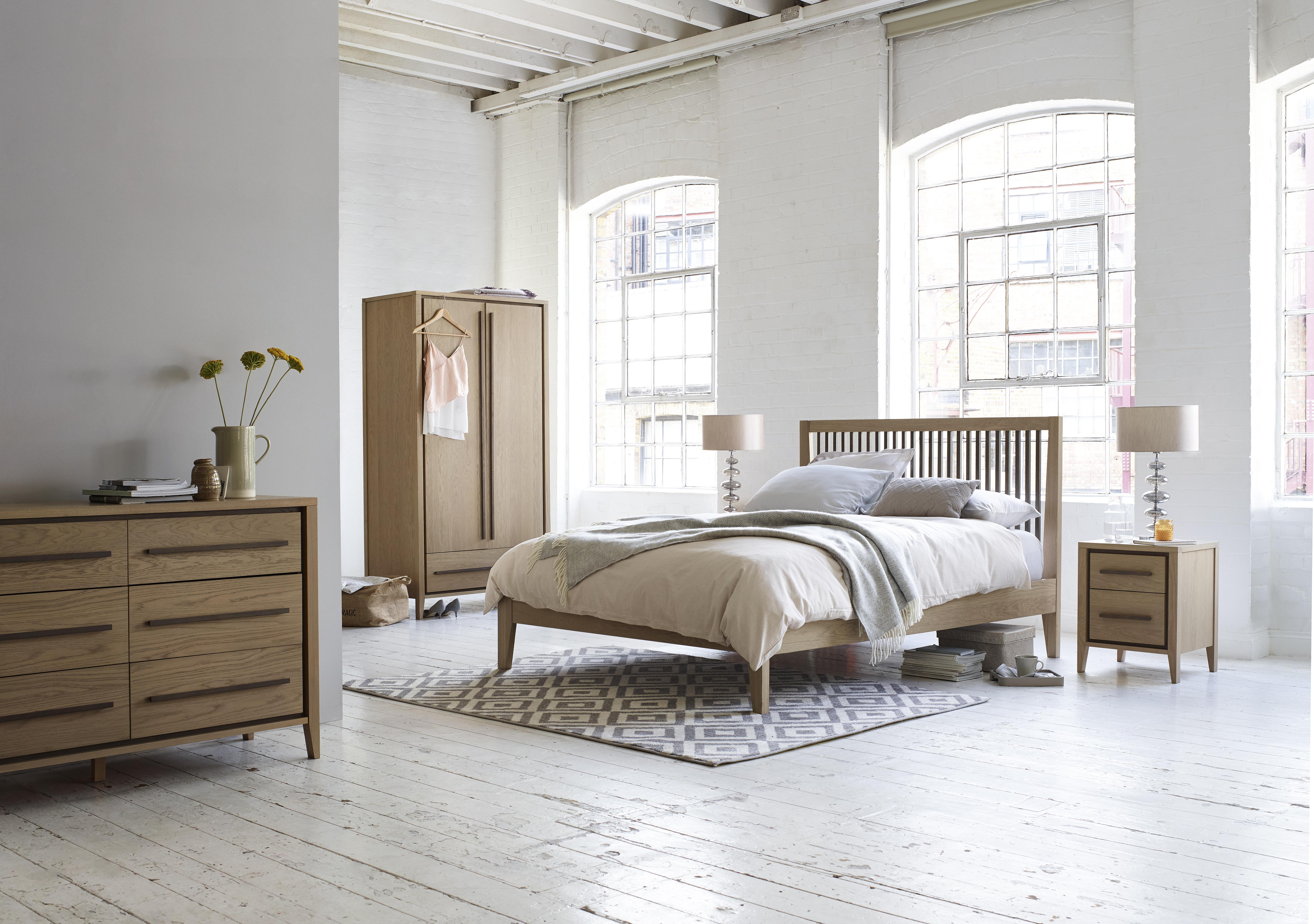 Your Winter White Bedroom - Furniture Village