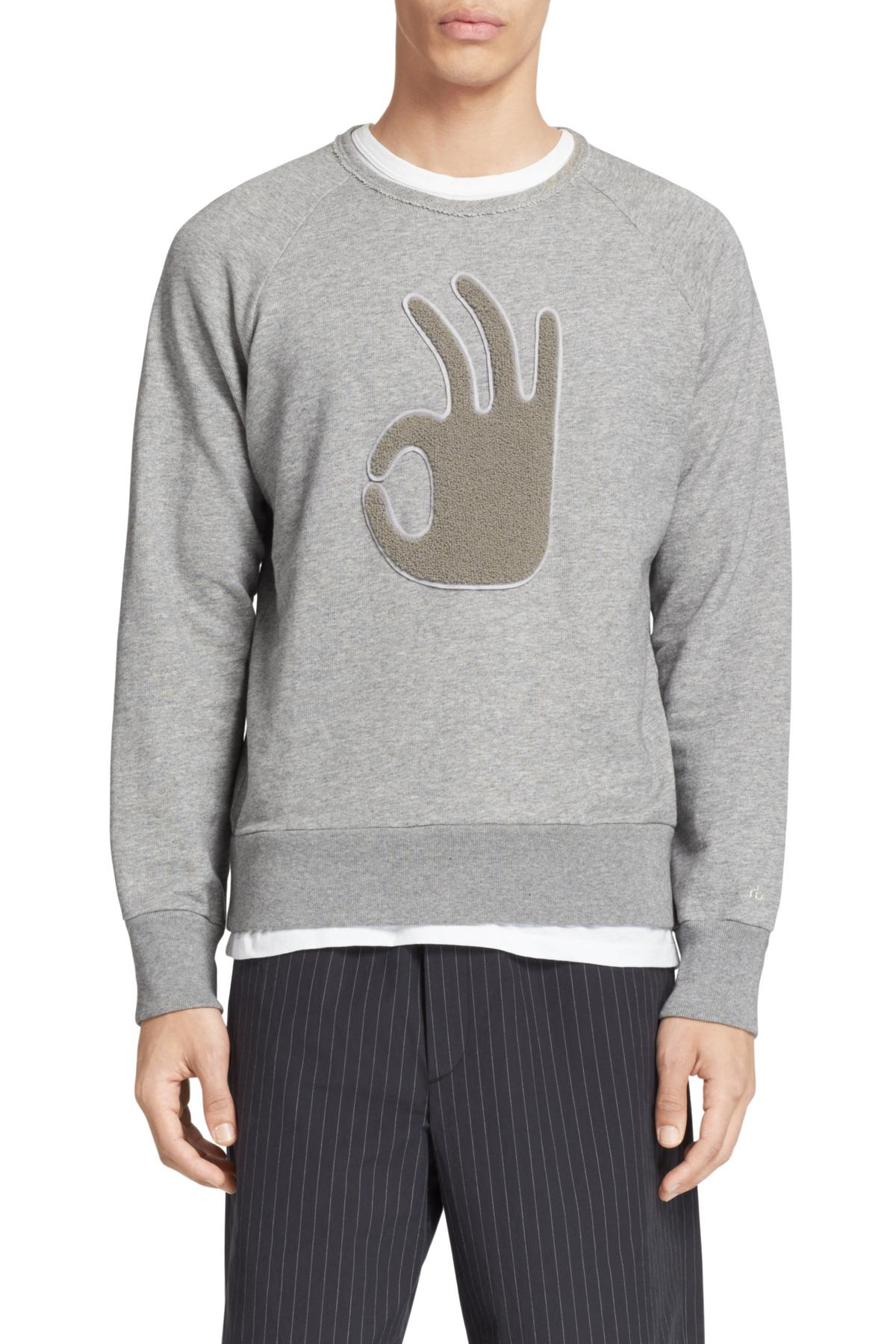RAG & BONE OKAY SWEATSHIRT