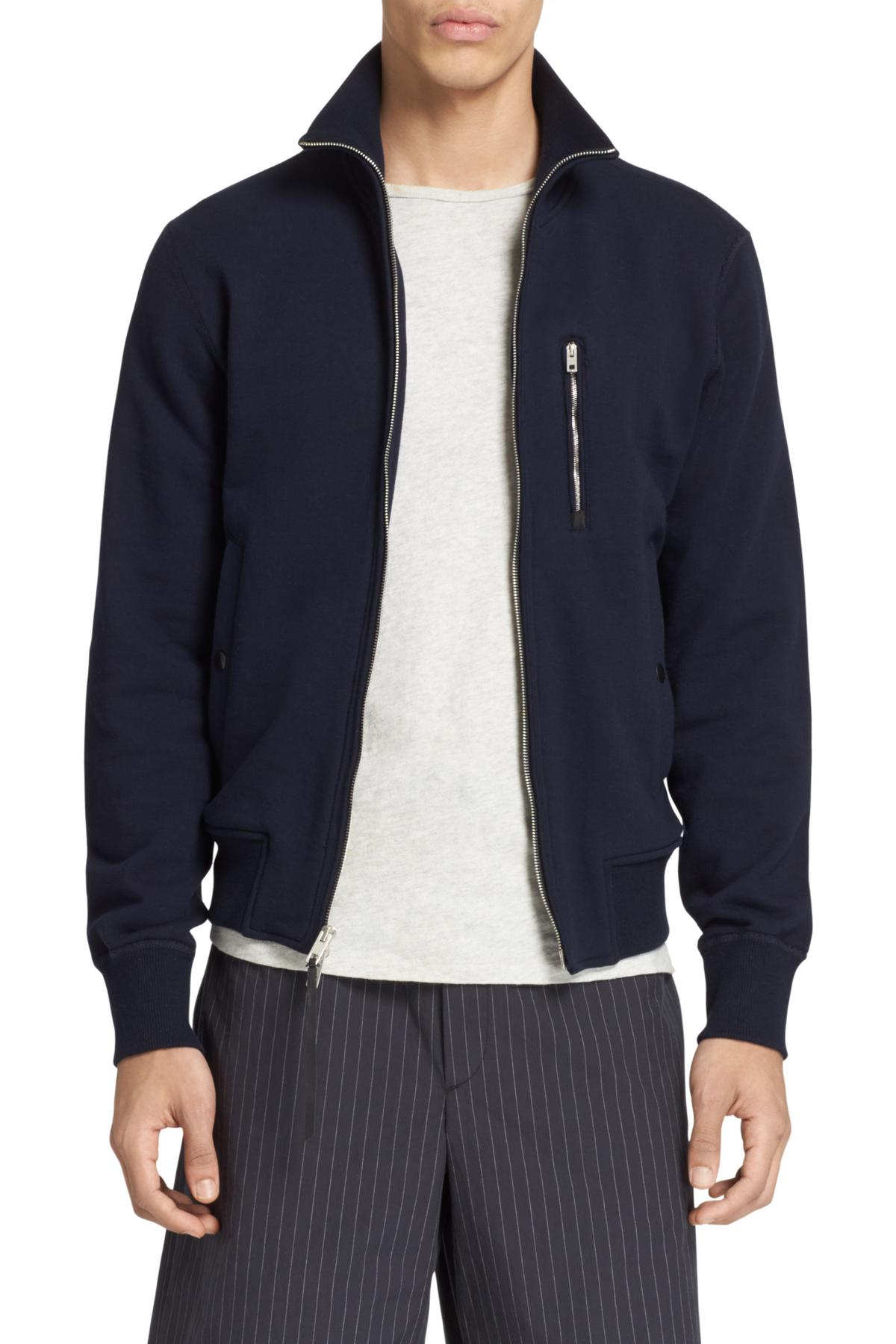 RAG & BONE TROOPER BOMBER JACKET