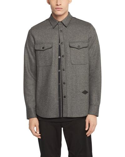 RAW EDGE JACK SHIRT
