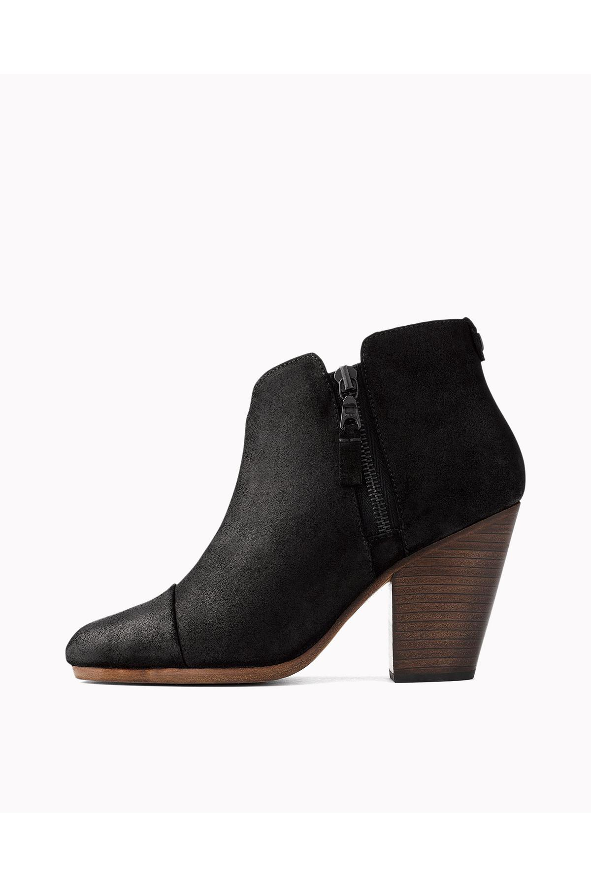 margot boot black rag bone