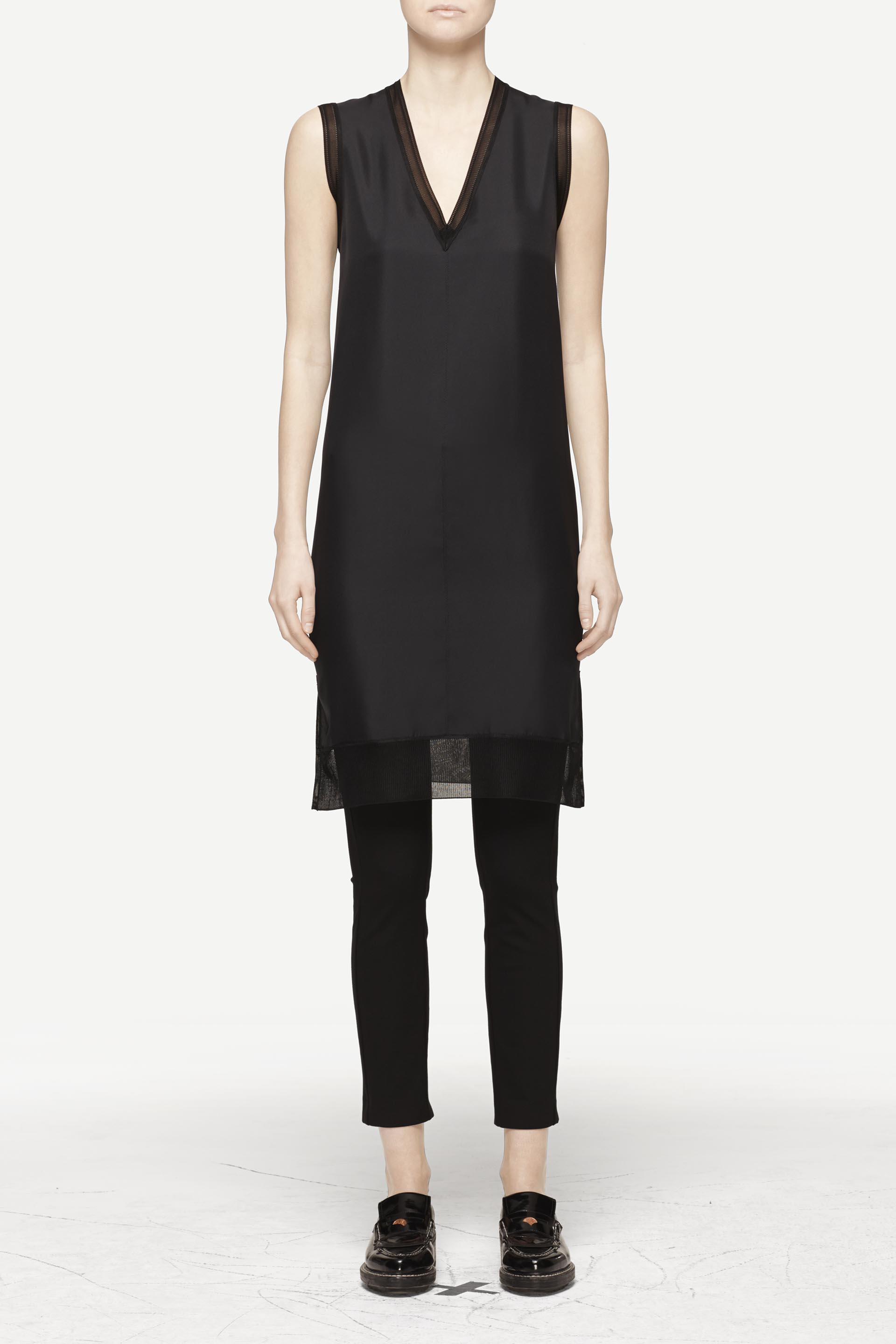 Women Designer Clothes Outlet Maude dress Black