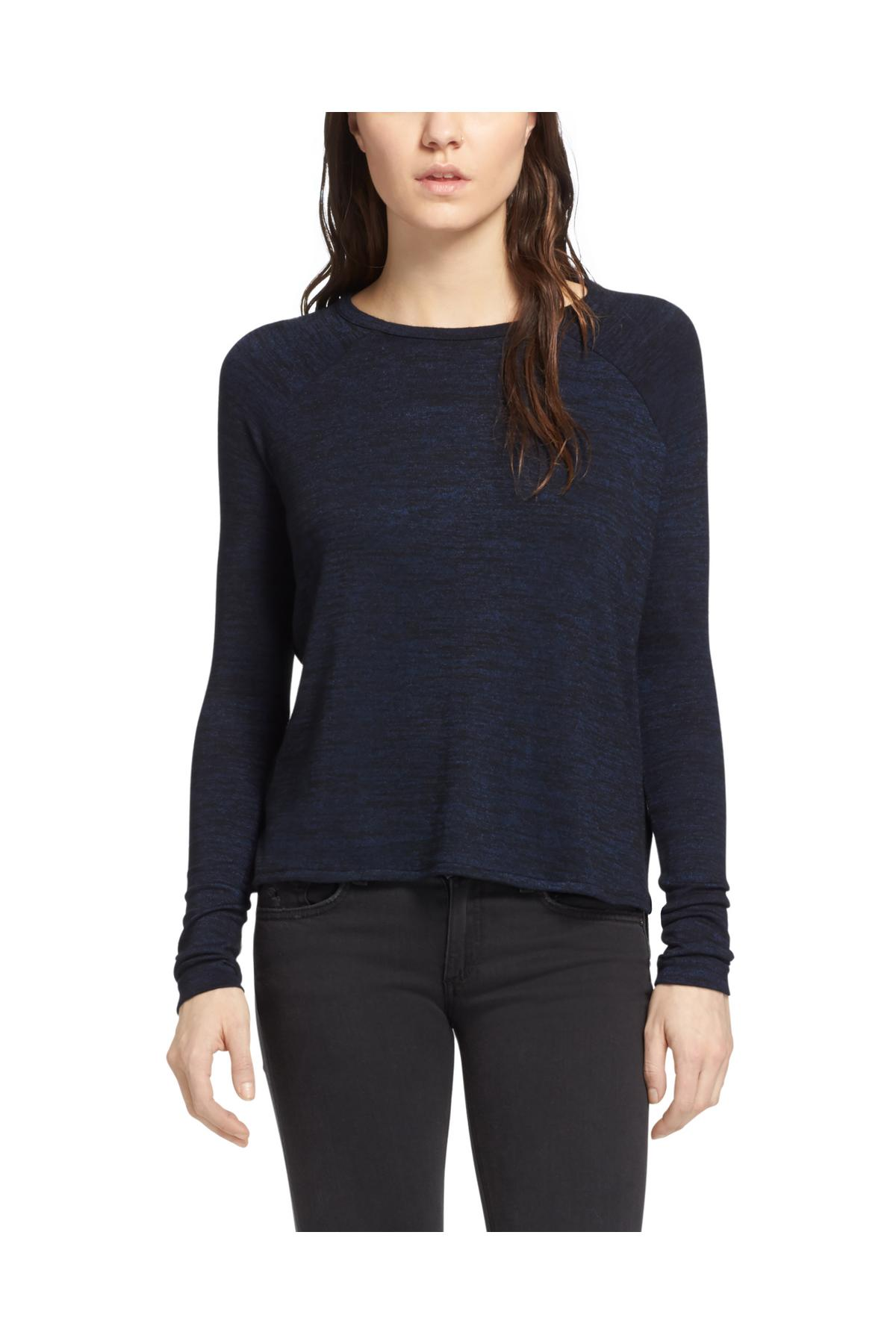 RAG & BONE CAMDEN LONG SLEEVE TEE