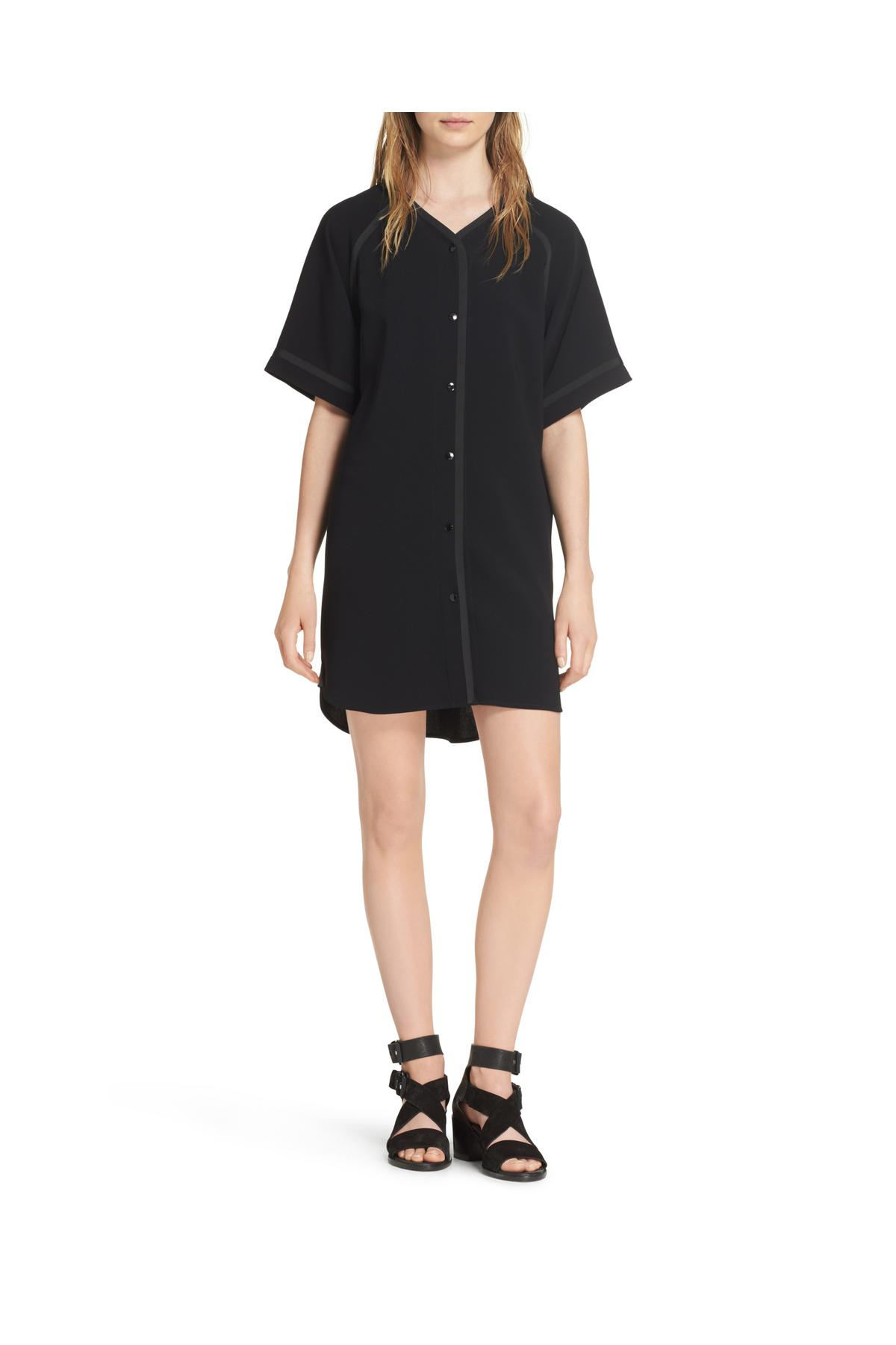 RAG & BONE VARSITY DRESS
