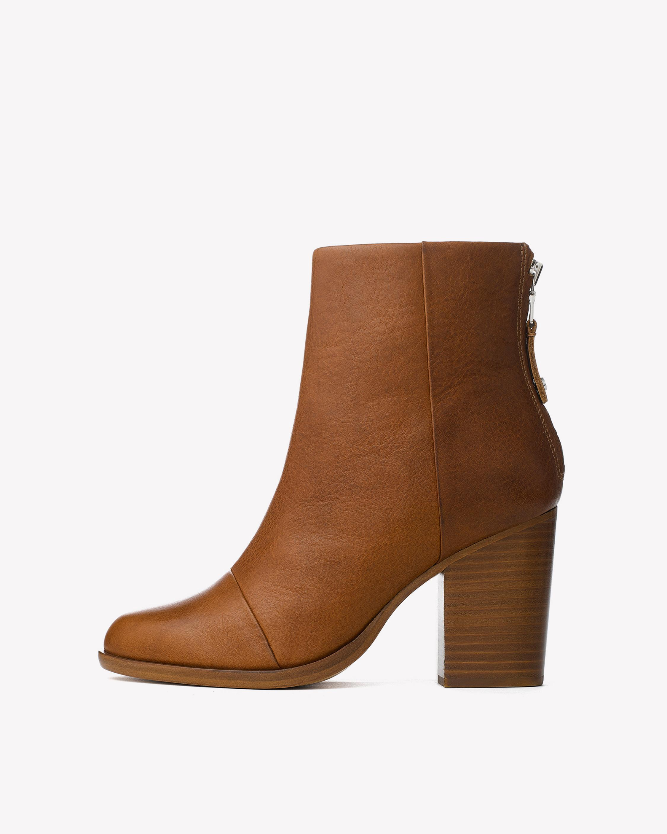 ASHBY ANKLE HIGH BOOT