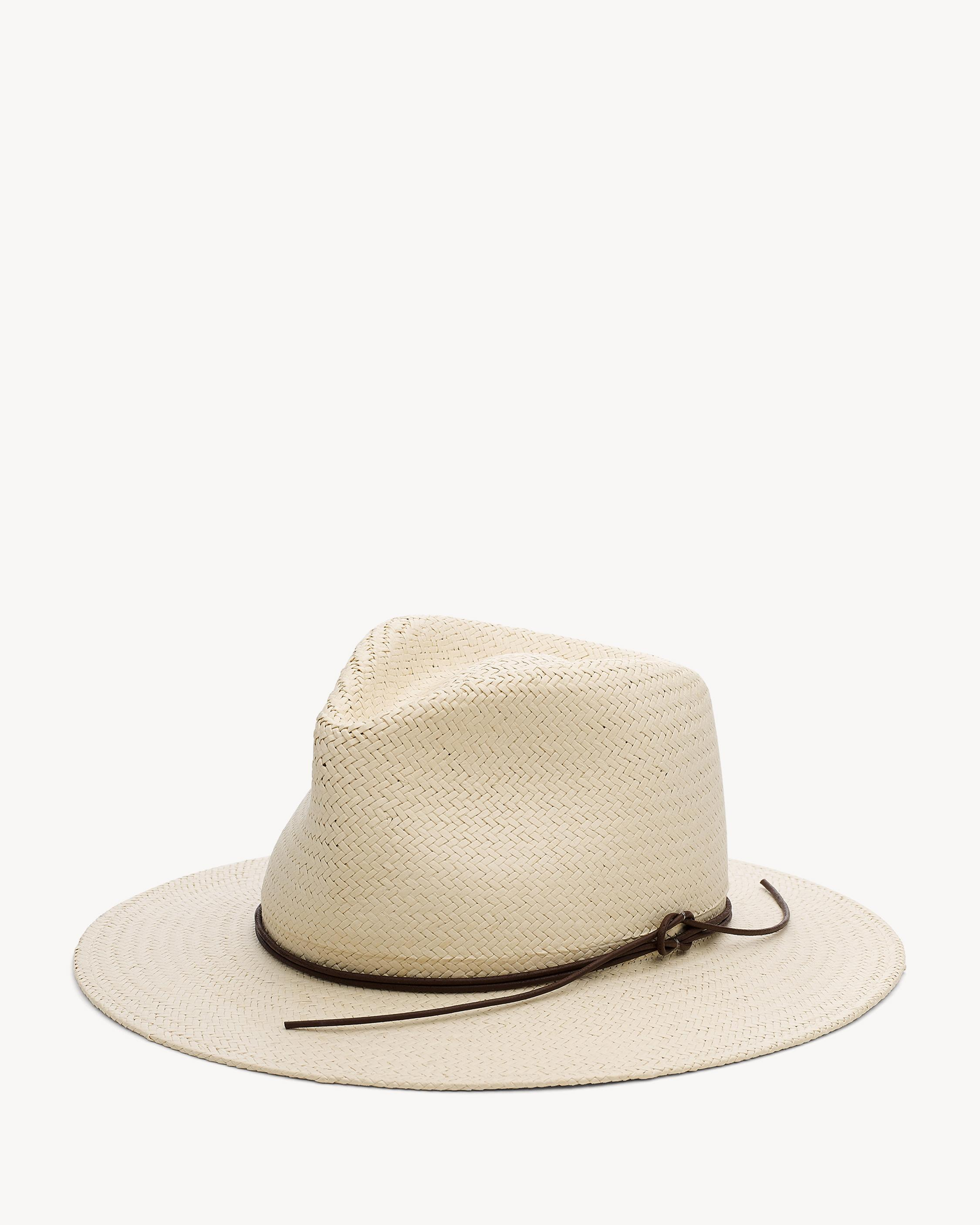 PACKABLE straw hat hat HAT