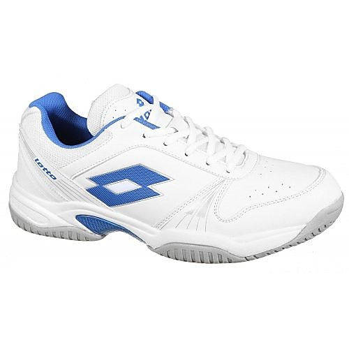 Acuto Tennisschoenen Wit/Blauw Heren - White/Blue