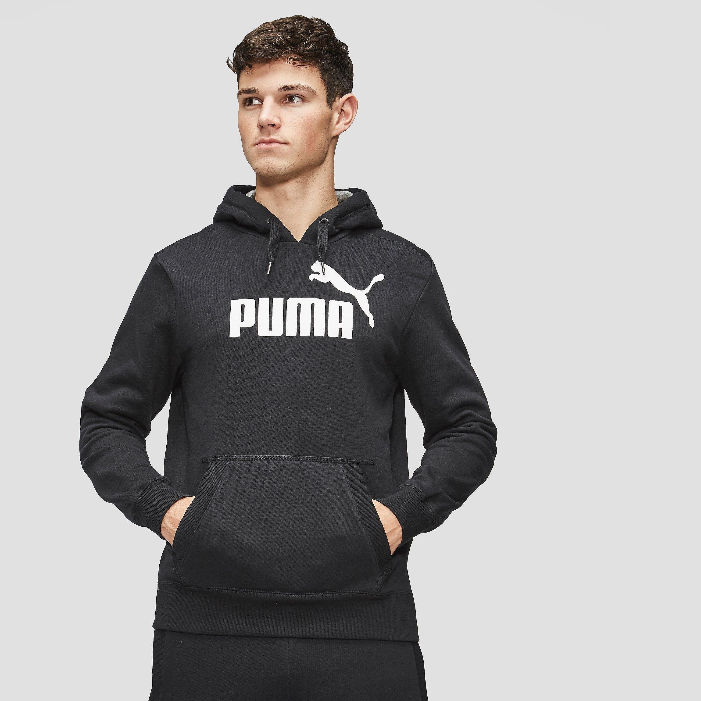PUMA No. 1 logo trui zwart heren Heren