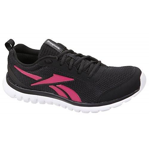 Sublite Sportschoenen Zwart/Roze Dames - Black/Pink