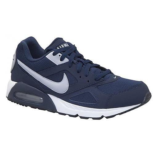 Nike Air Max IVO hardloopschoenen blauw en grijs