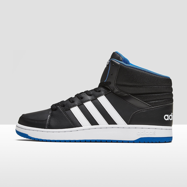 Vs Hoops Mid Sneakers Heren - Black/Blue