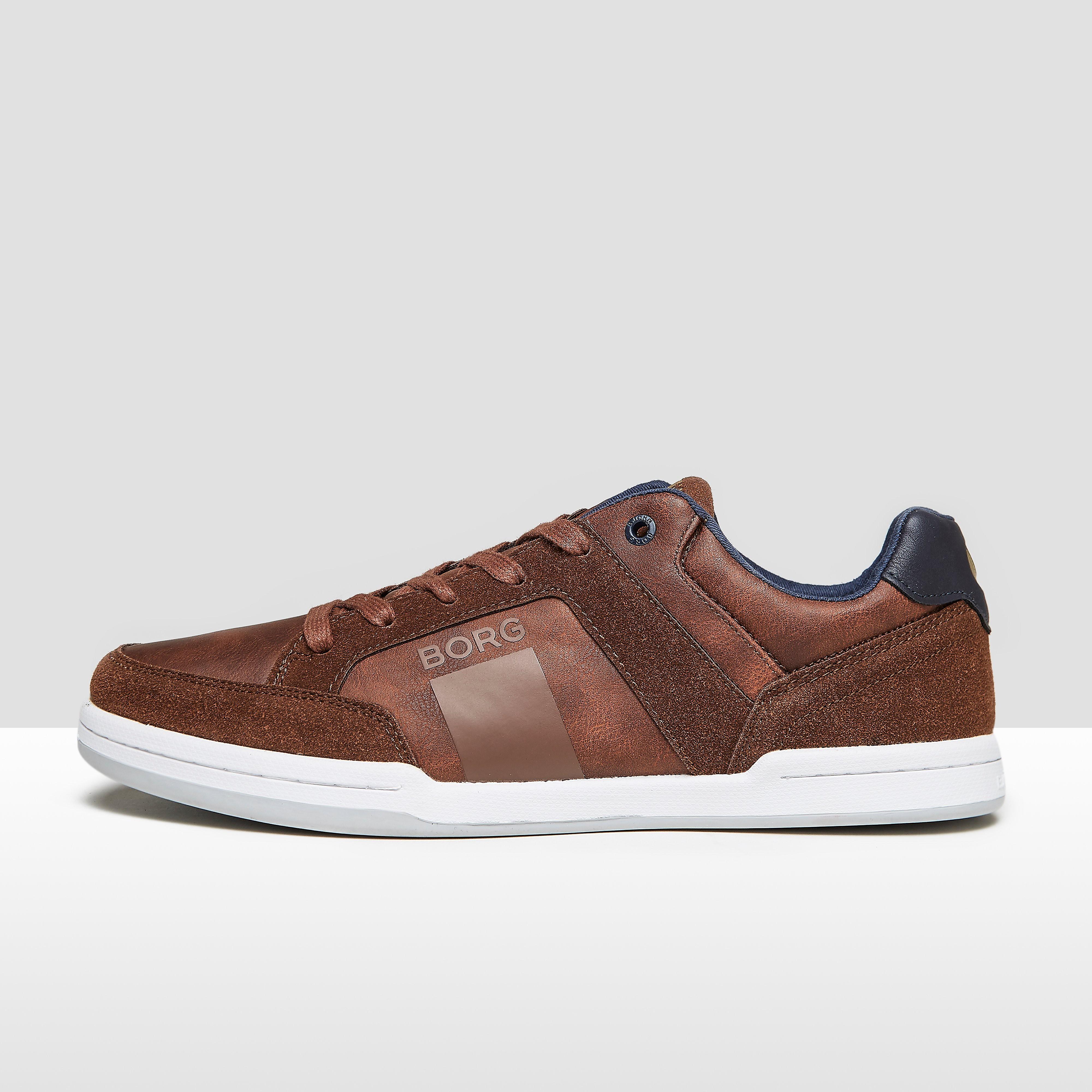 T500 Low Sneakers Bruin Heren
