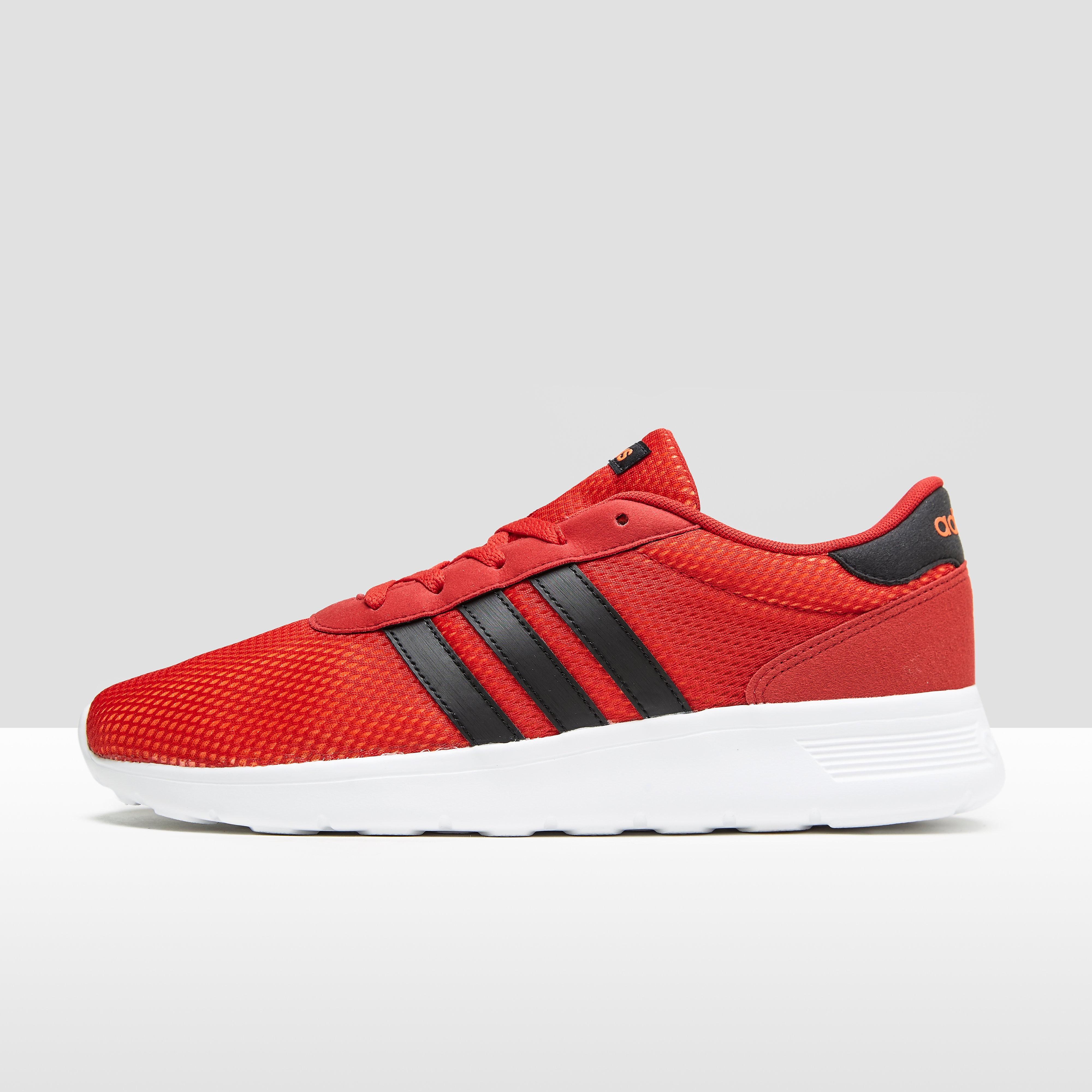 Adidas Lite Racer herensneaker rood