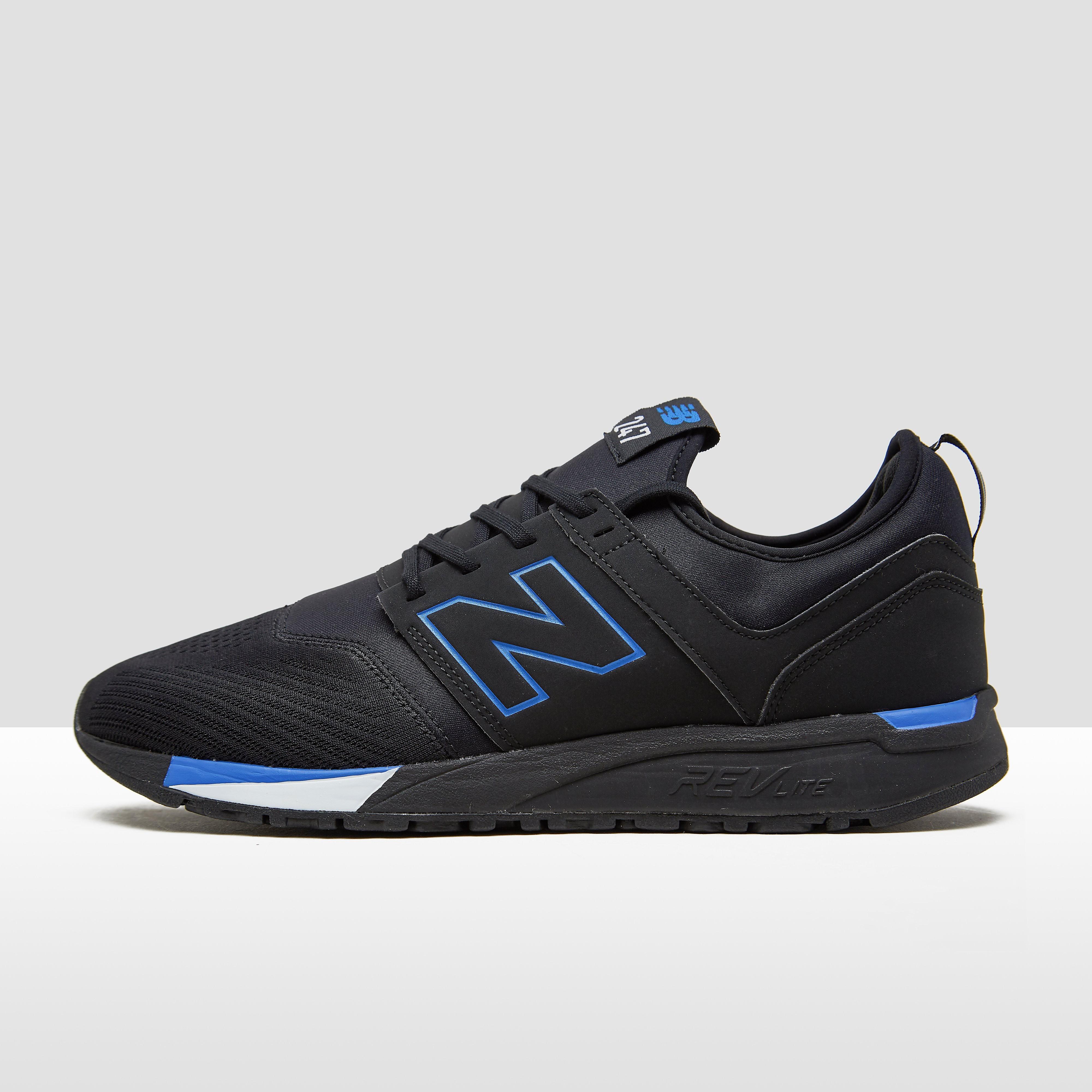 Mrl247 Sneakers Zwart/Blauw Heren