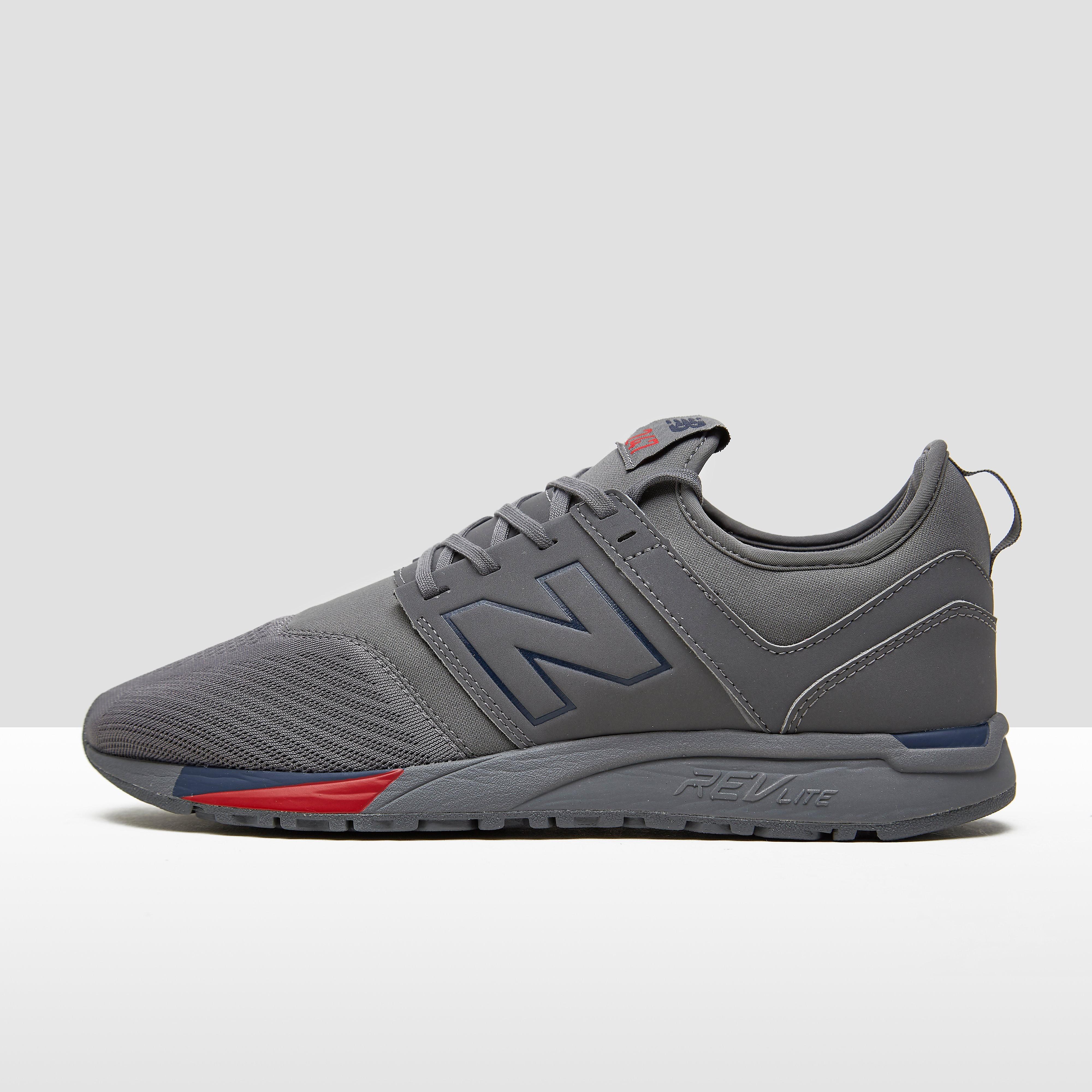 Mrl247 Sneakers Grijs/Rood Heren