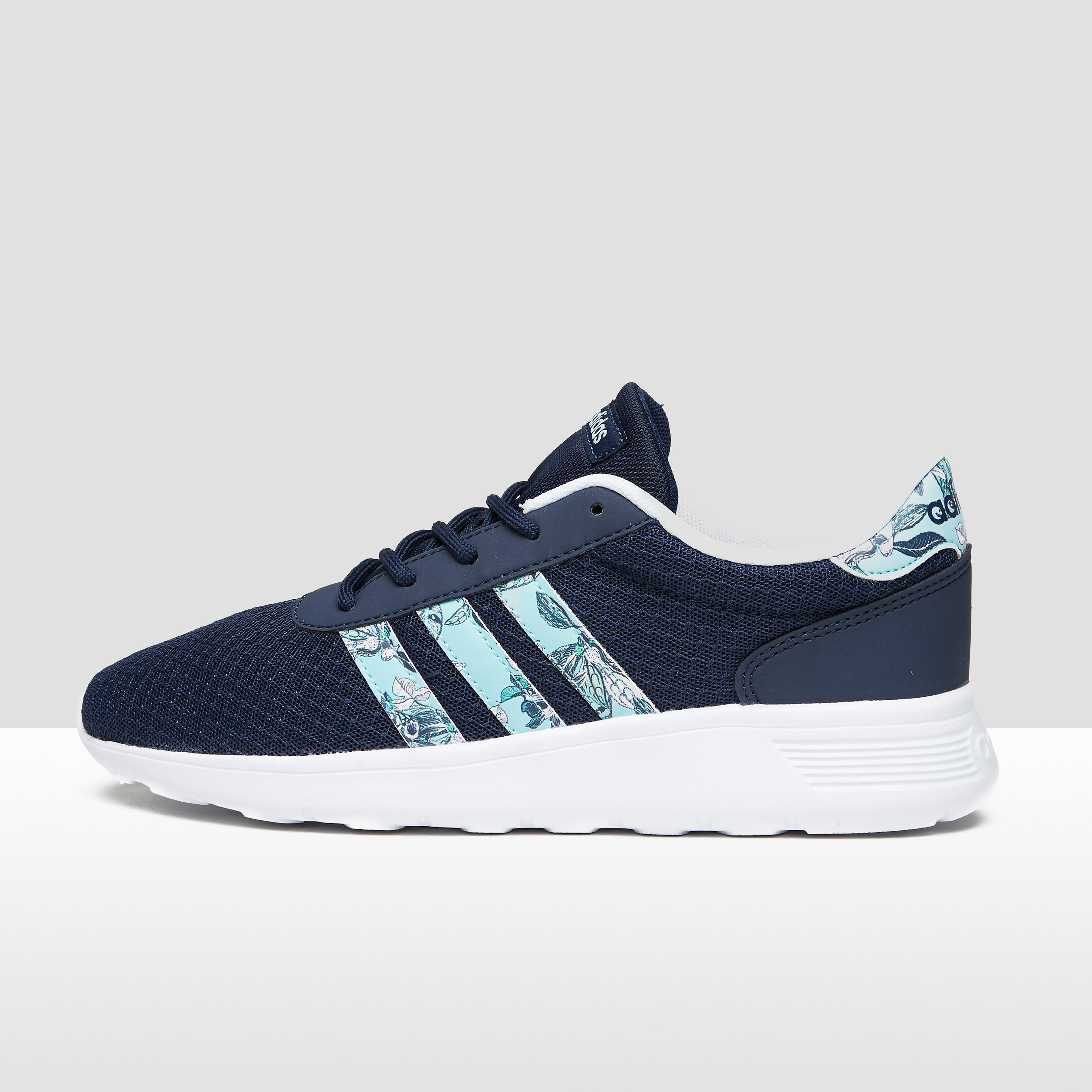 Adidas Lite Racer damessneaker blauw