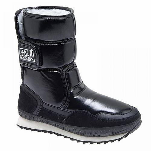 Vera Snowboots Zwart Dames - Black