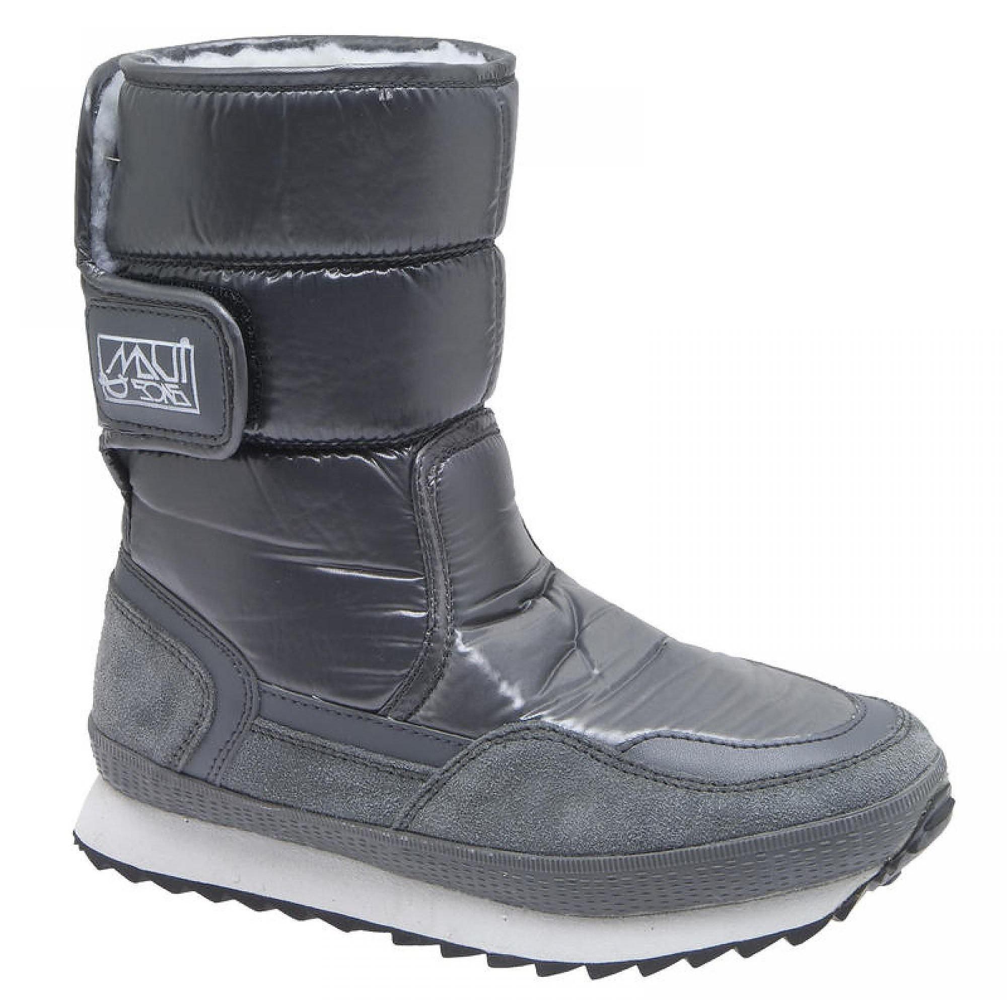Vera Snowboots Grijs Dames - Grey
