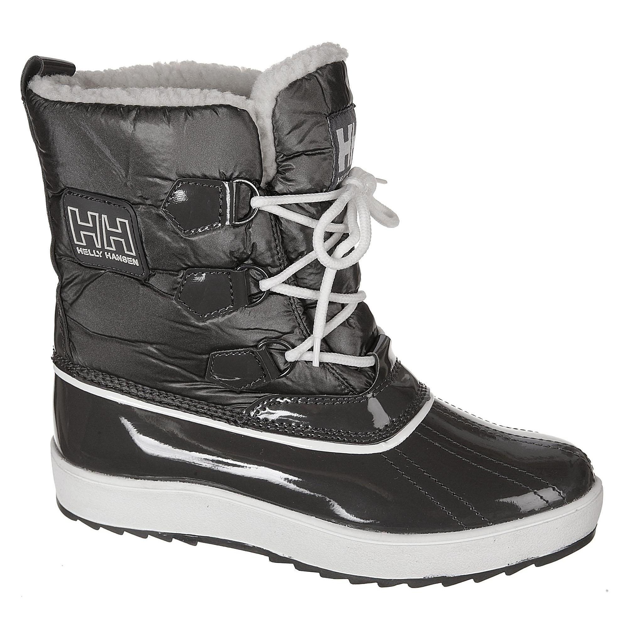 Line Snowboots Grijs Dames - D.Grey