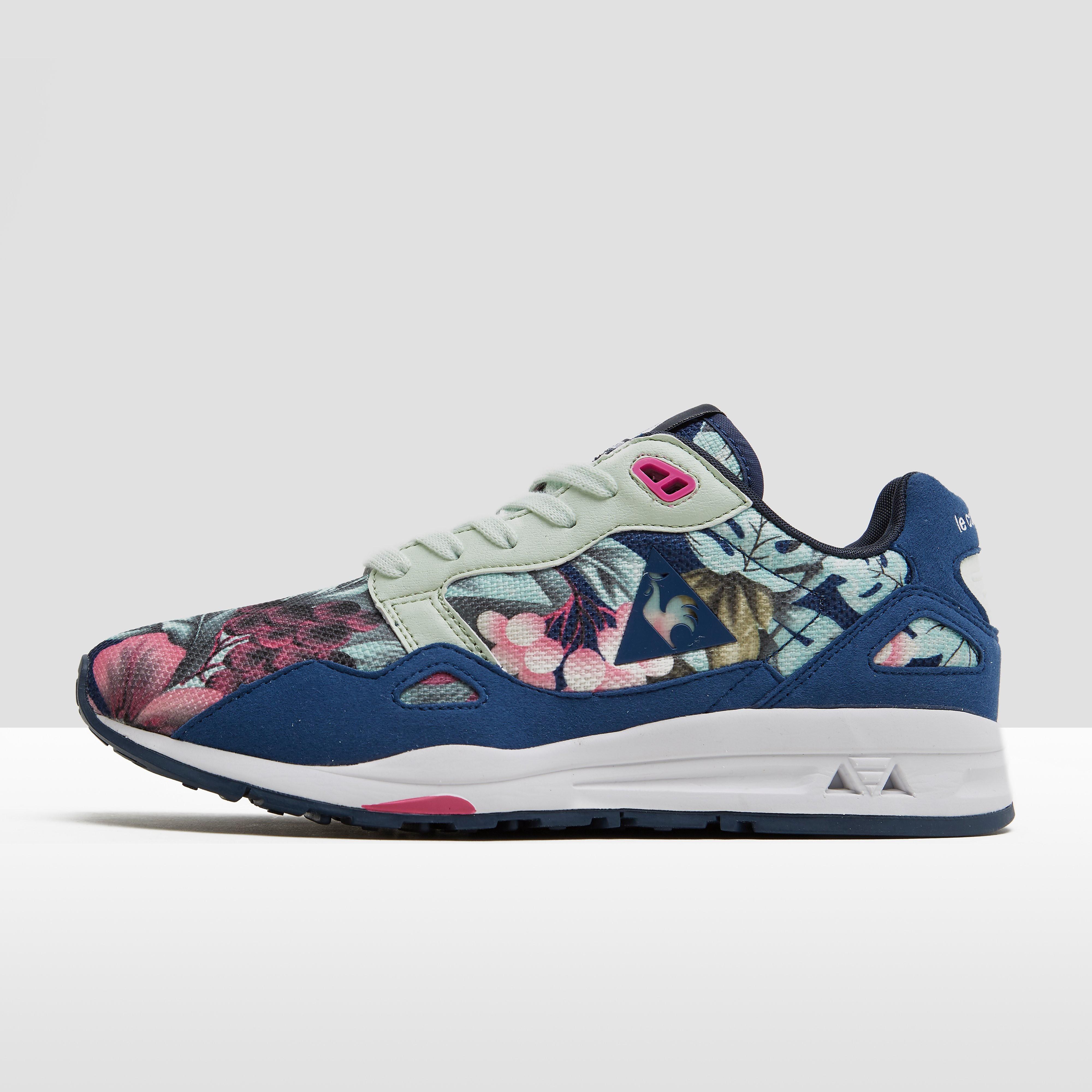 R900 Flower Sneakers Blauw Dames thumbnail