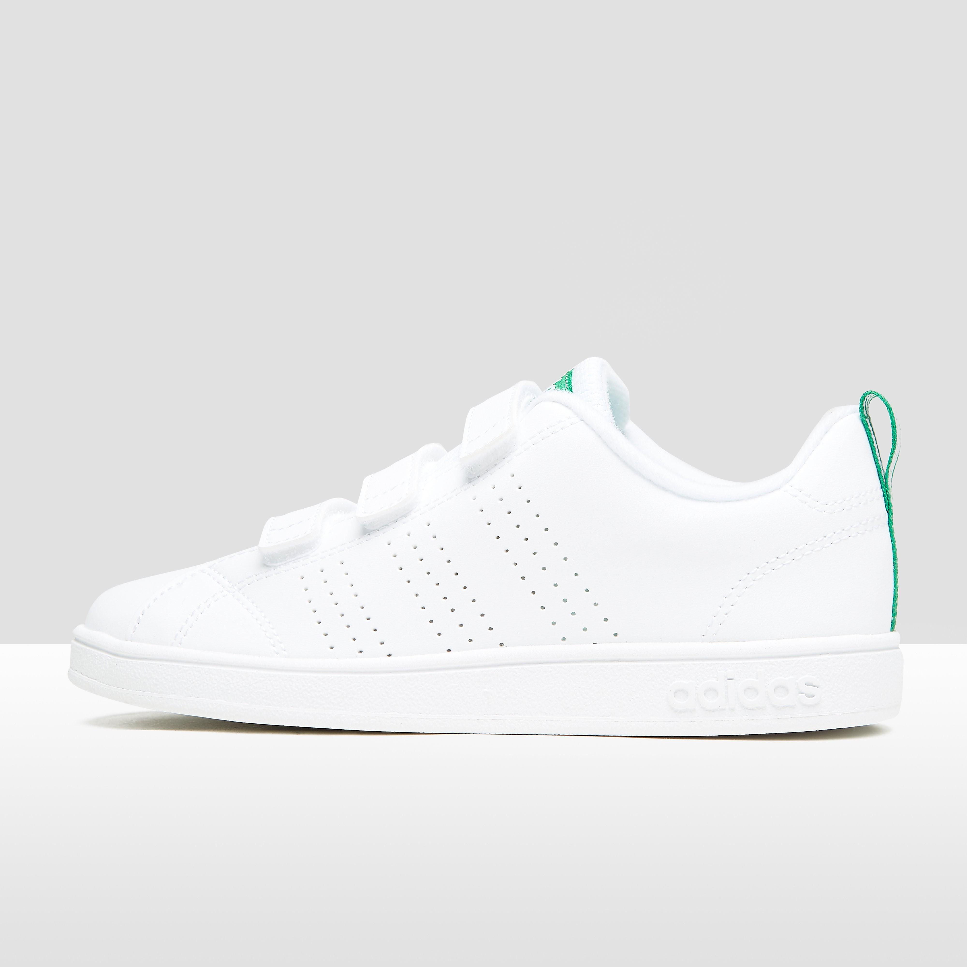 Tennisschoenen kinderen Neo Advantage Clean wit