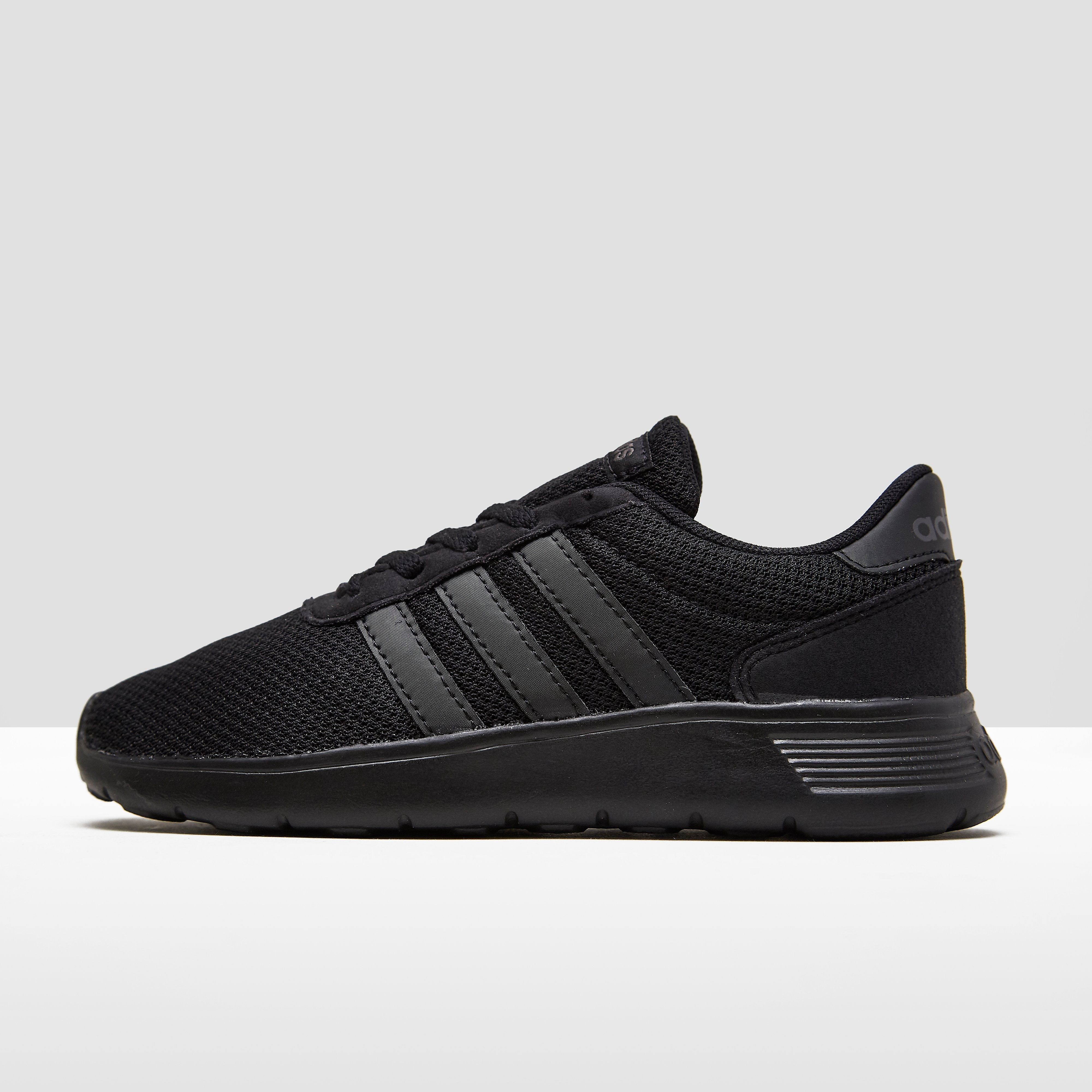 Adidas Lite Racer kindersneaker zwart