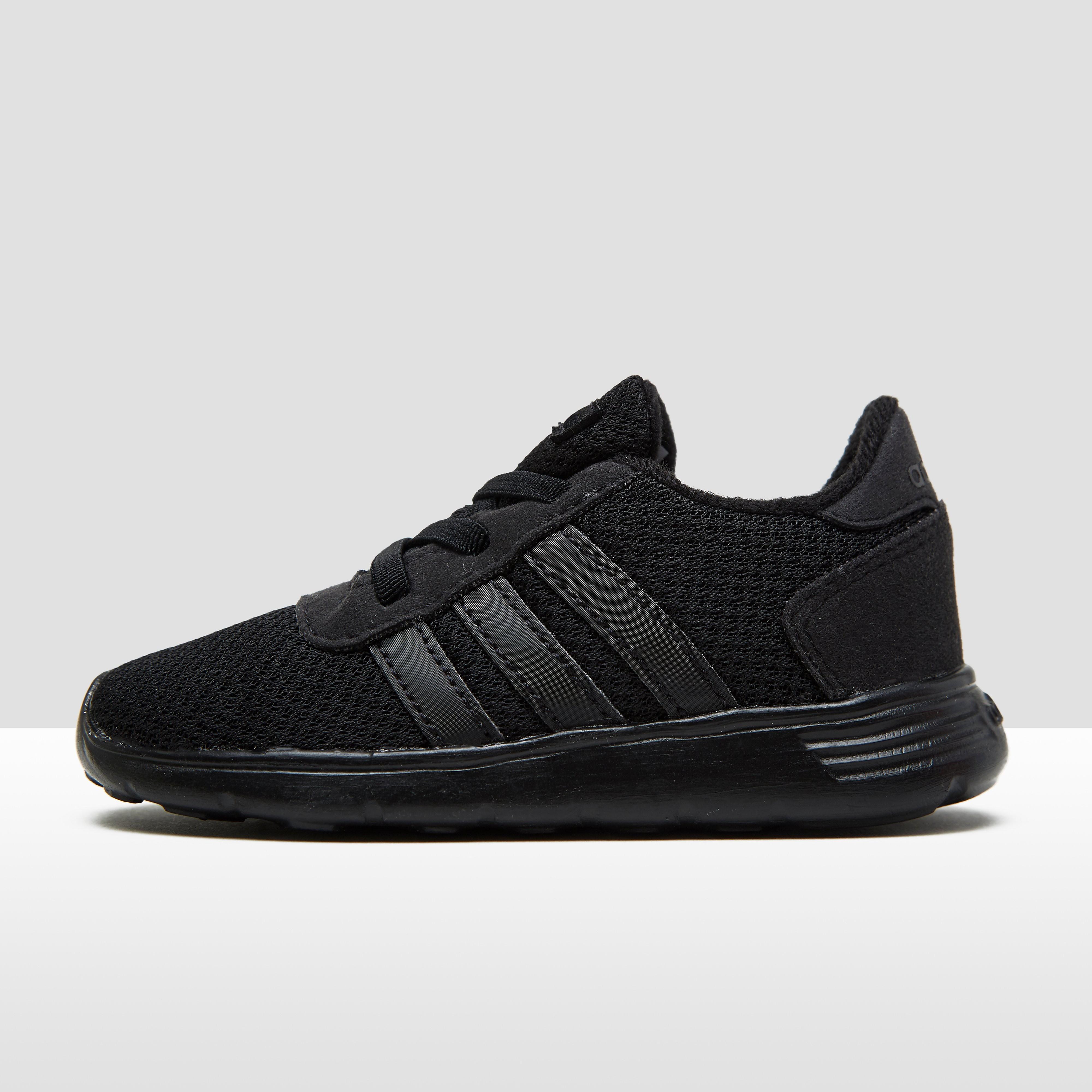 Adidas Lite Racer babysneaker zwart