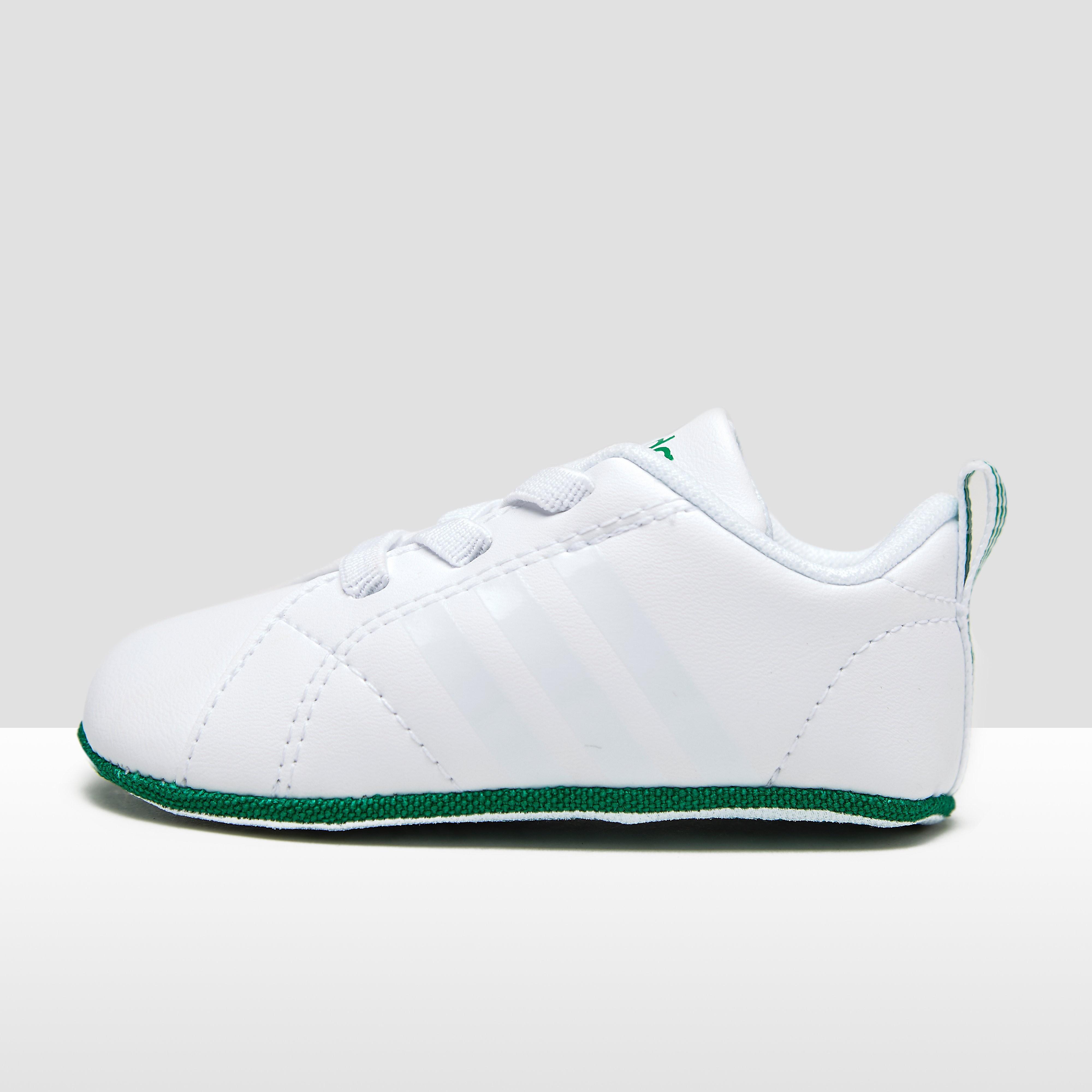 Vs Advantage Crib Sneakers Wit/Groen Baby