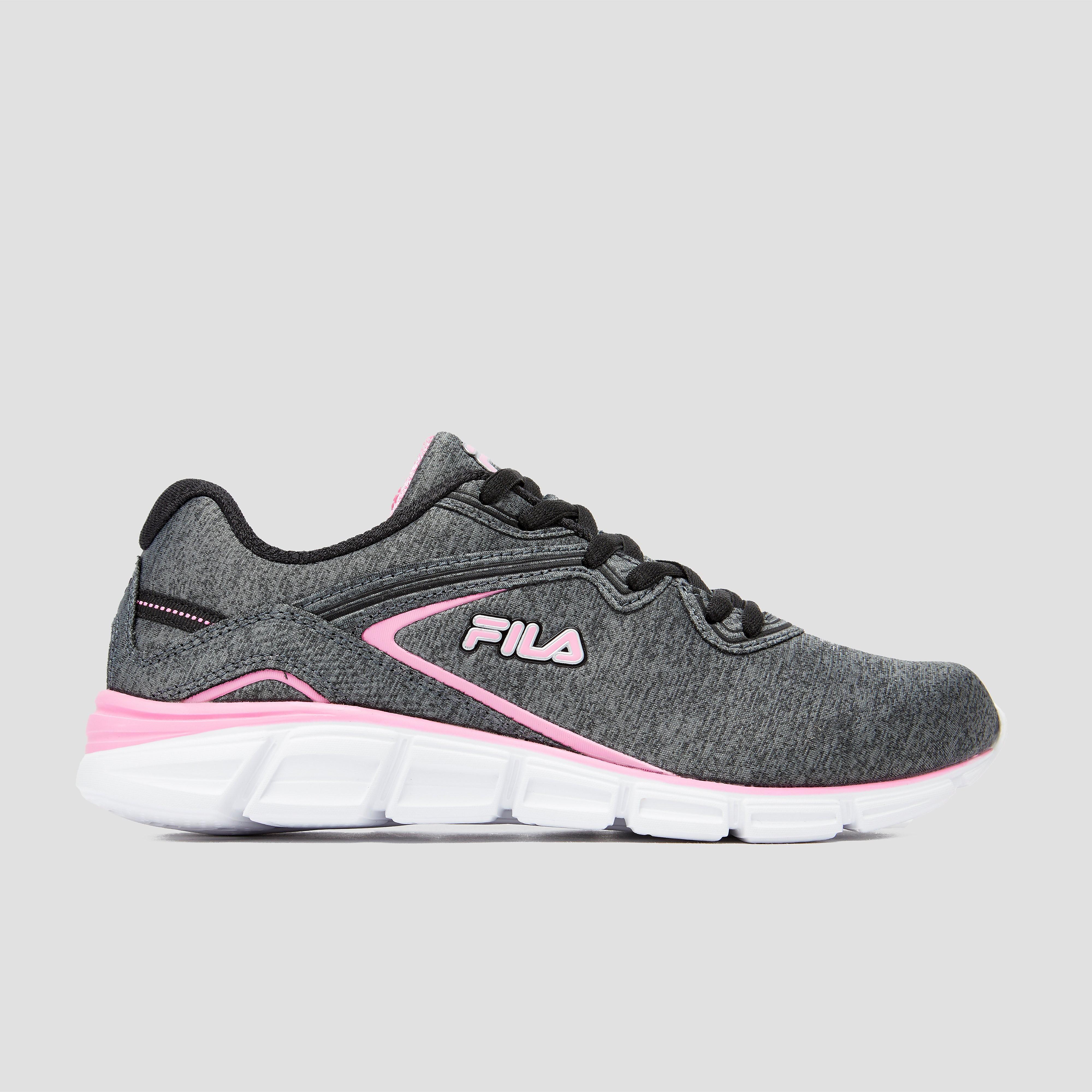FILA Vernato heather hardloopschoenen zwart/roze dames Dames